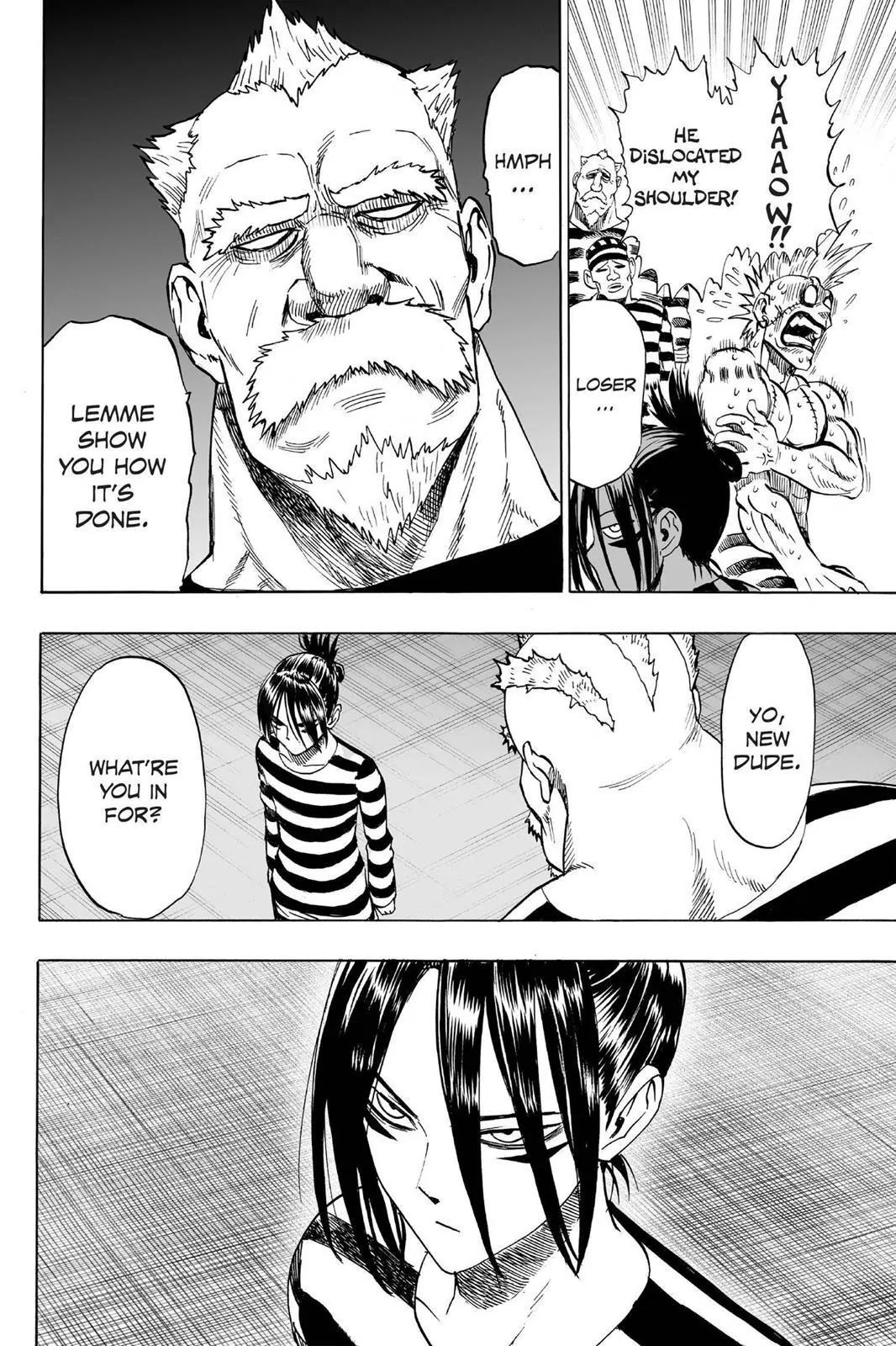 One Punch Man, Chapter Onepunch-Man 24 image 030