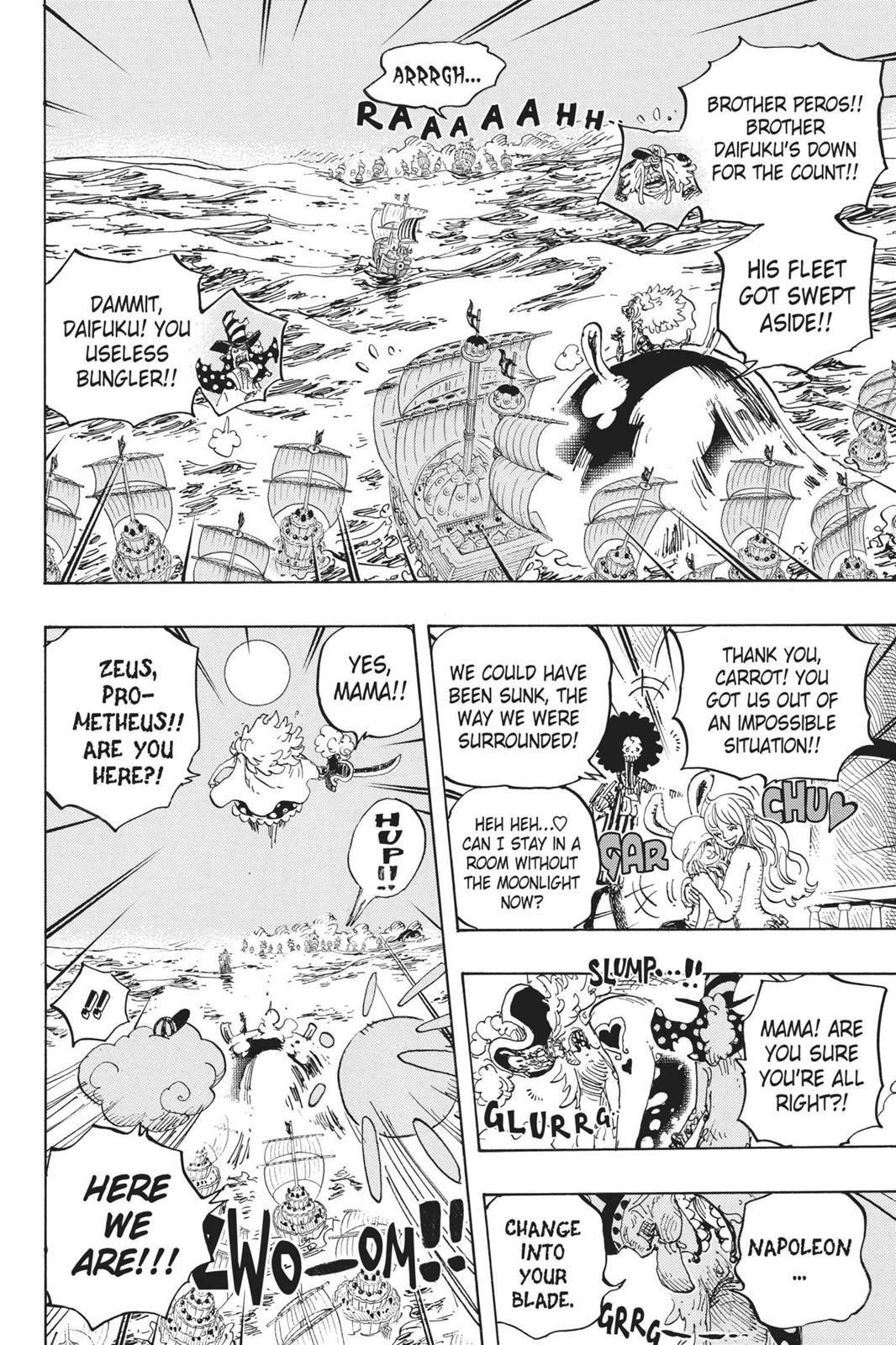 One Piece, Chapter 889 image 013