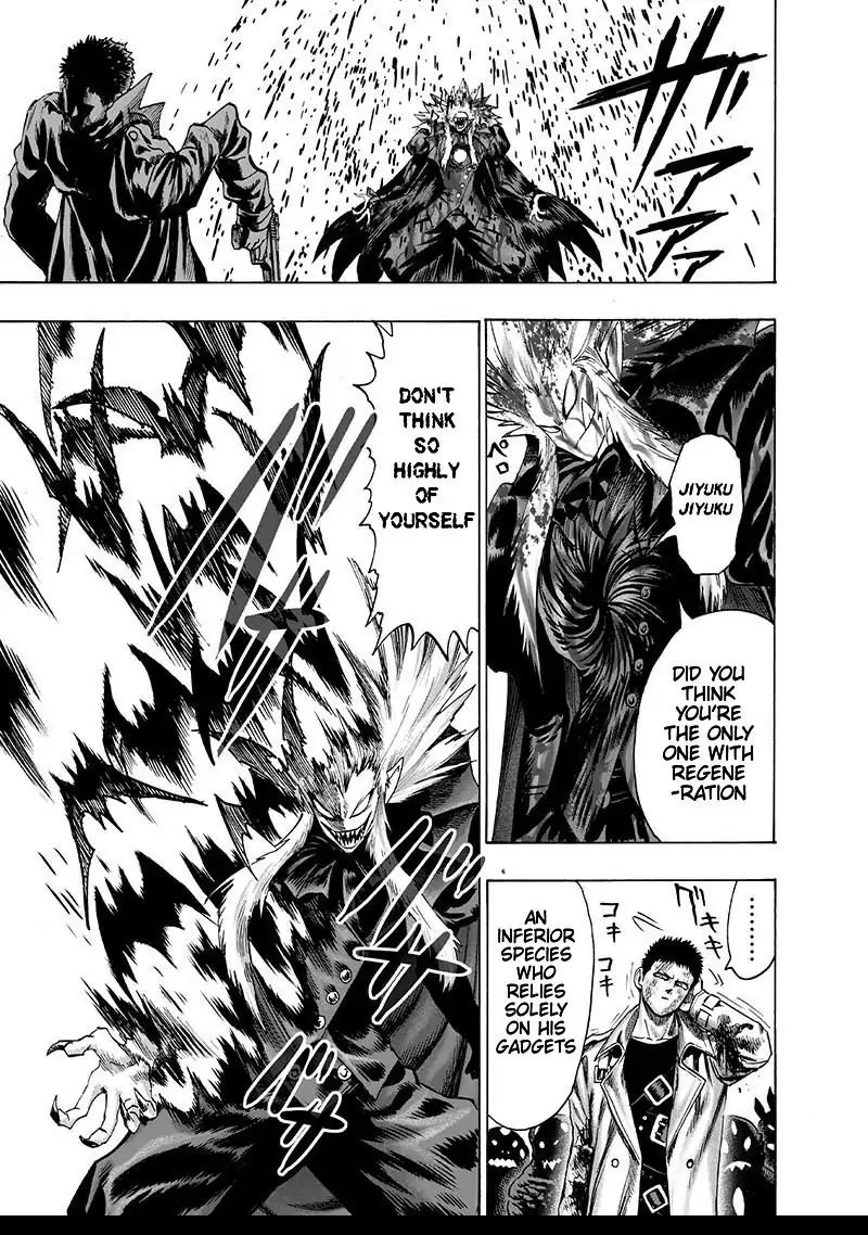 One Punch Man, Chapter Onepunch-Man 101 image 034