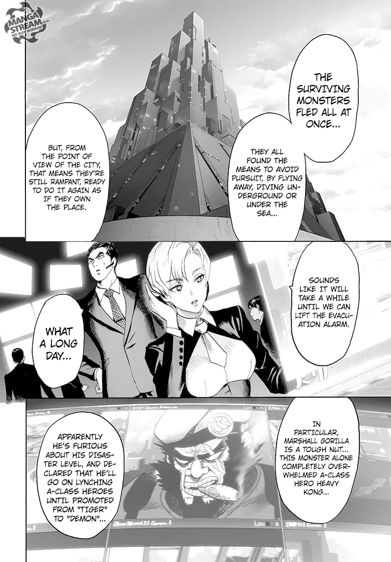 One Punch Man, Chapter Onepunch-Man 78 image 027