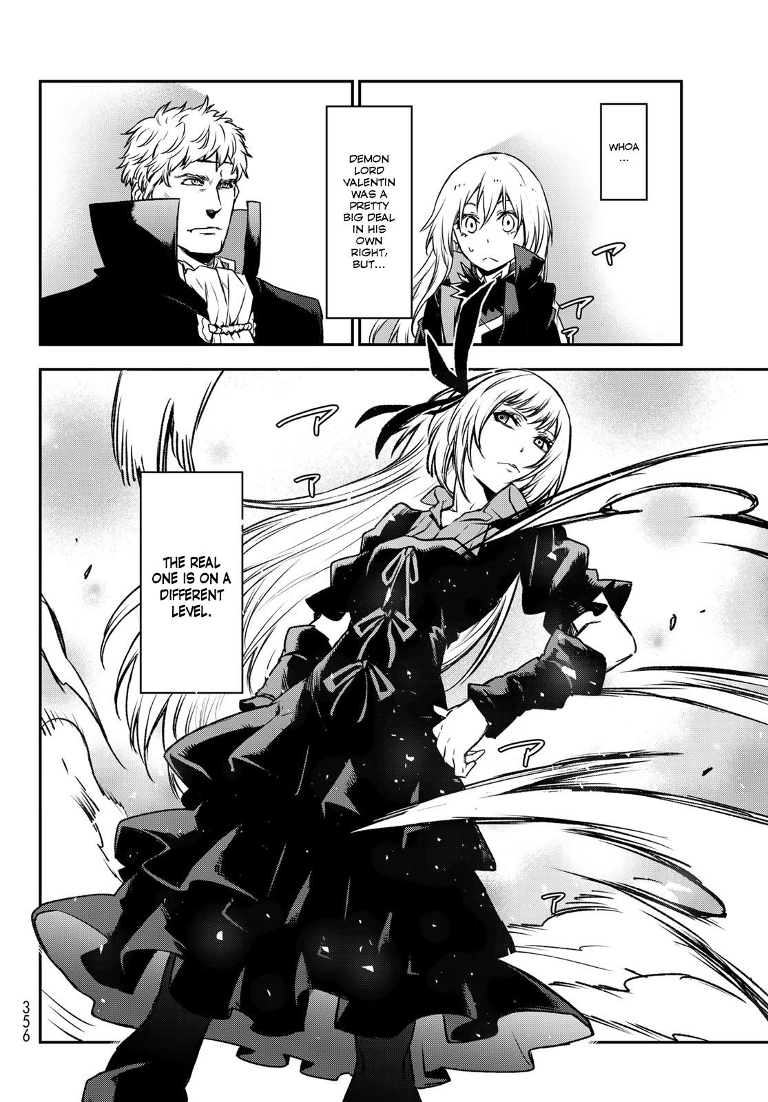That Time I Got Reincarnated As A Slime, Chapter 85 image 028