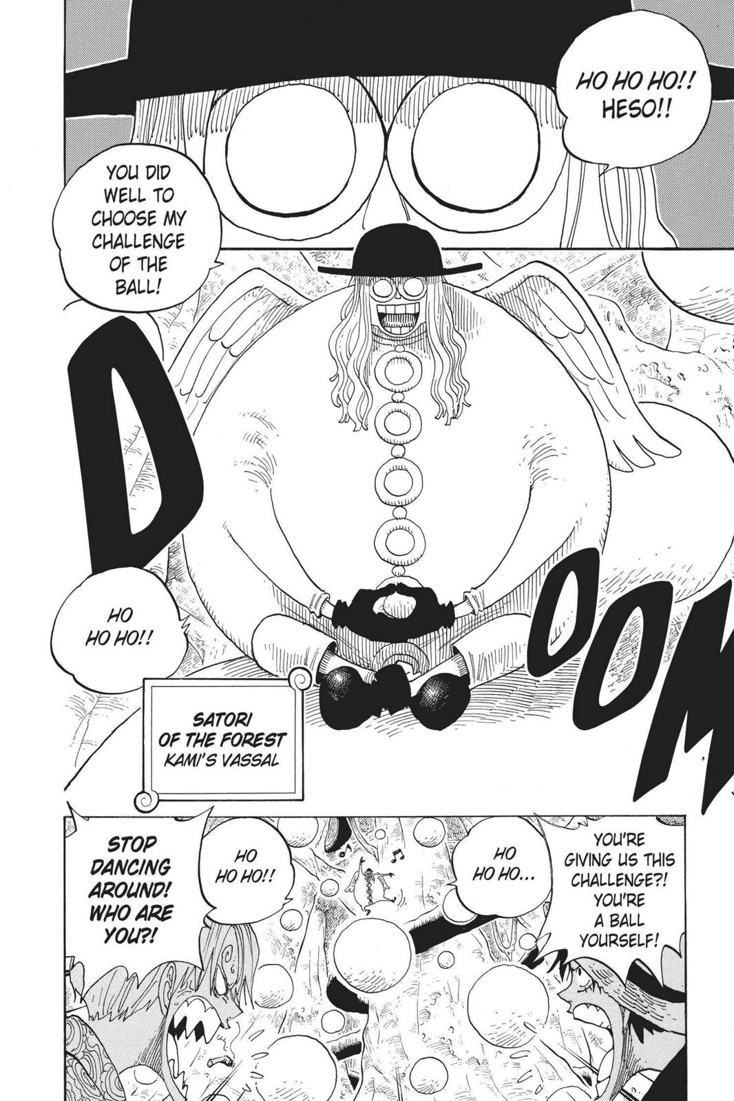 One Piece, Chapter 246 image 012
