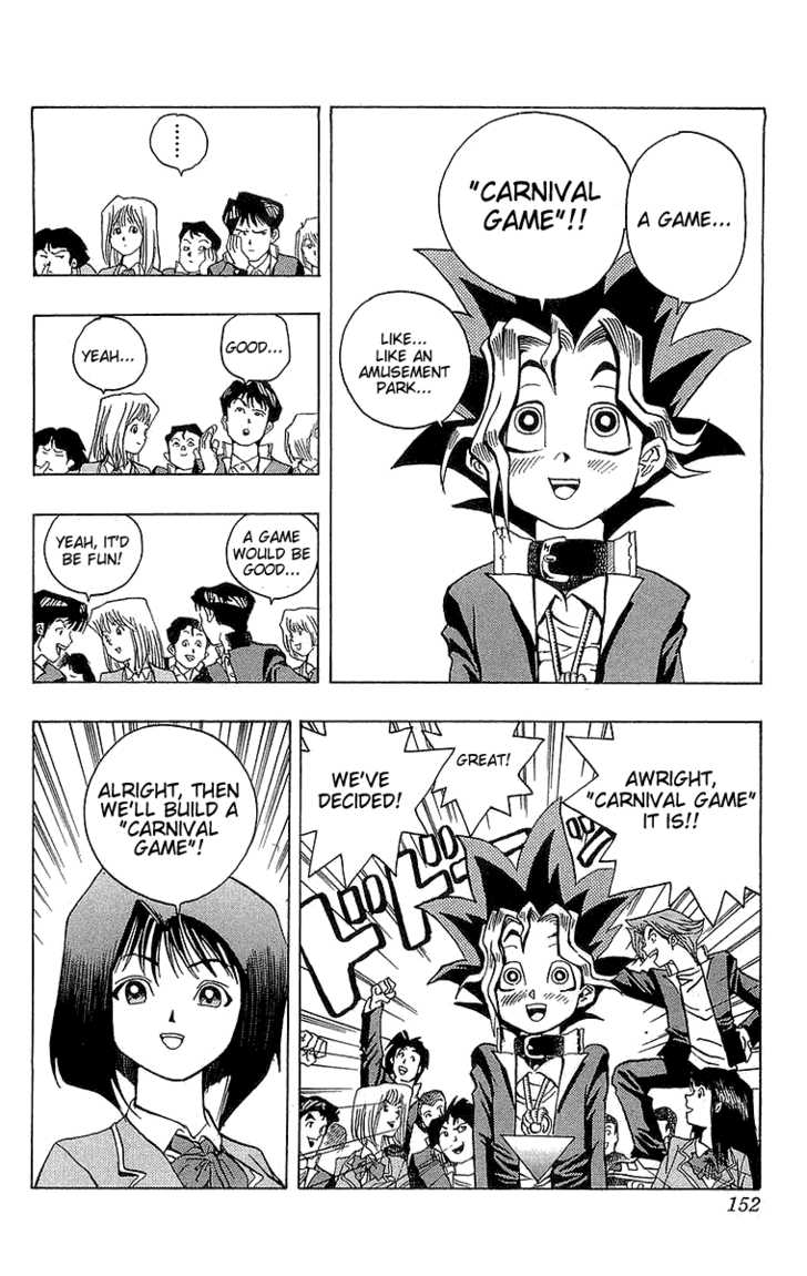 Yu Gi Oh, Chapter Vol.01 Ch.006 - Burning Struggle To The Death image 005