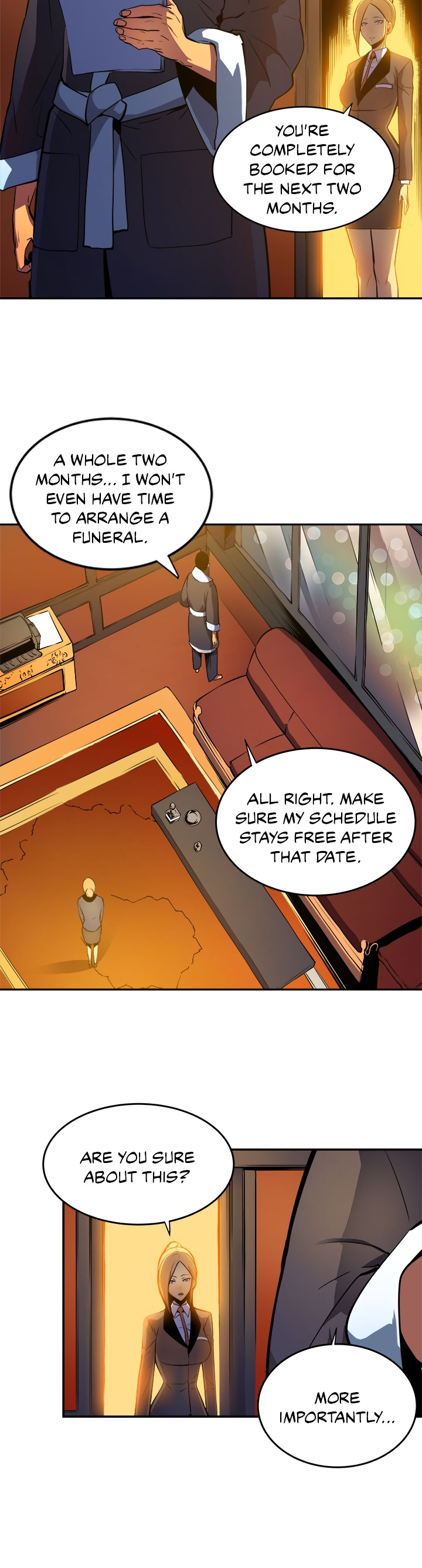 Solo Leveling, Chapter 26 image 016