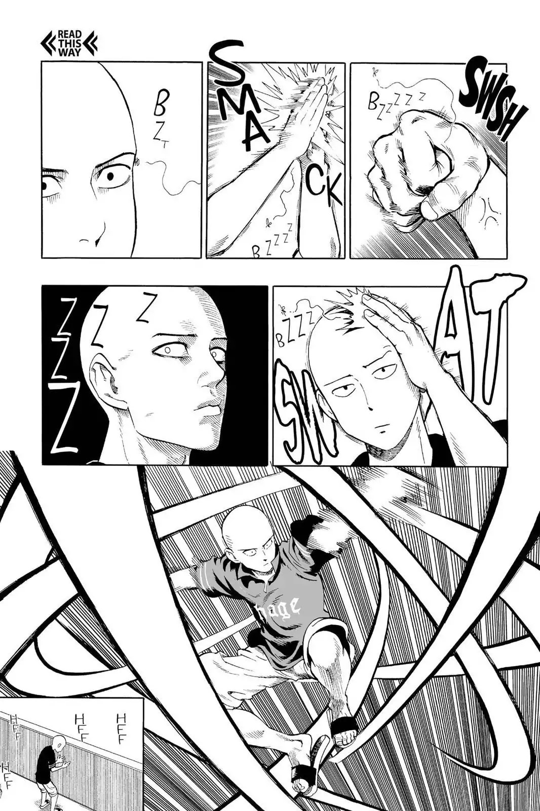 One Punch Man, Chapter Onepunch-Man 5 image 005