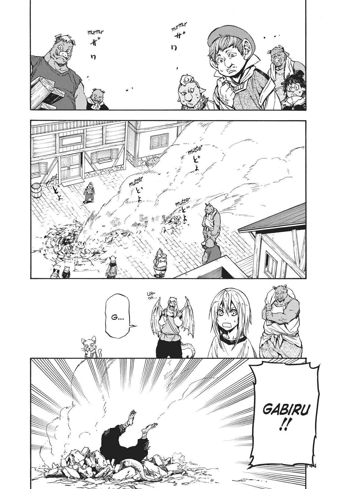 That Time I Got Reincarnated As A Slime, Chapter 31 image 021