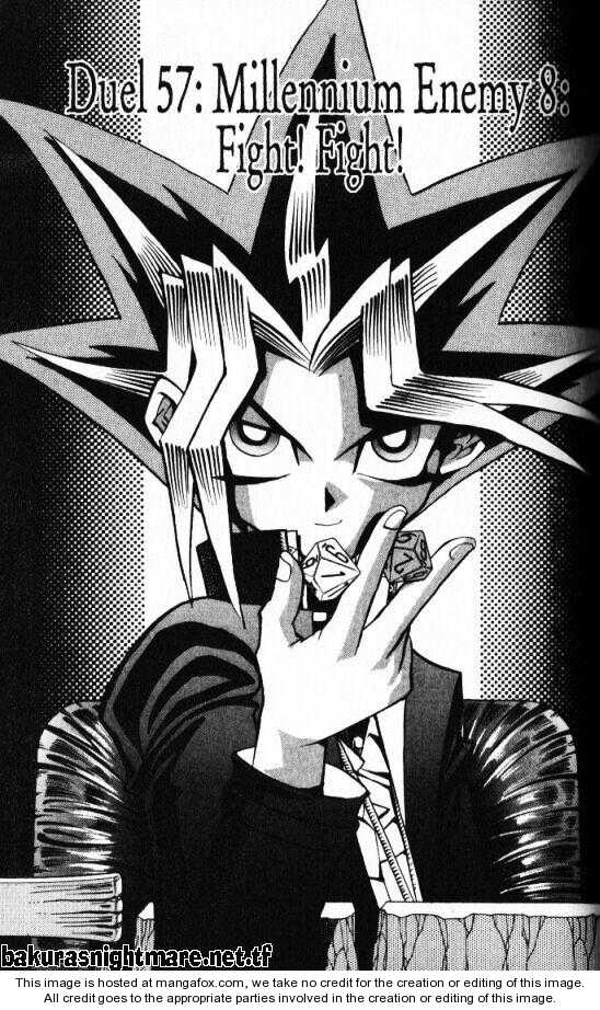 Yu Gi Oh, Chapter Vol.07 Ch.057 - Battle 57 Millennium Enemy 8 Fight! Fight! image 002