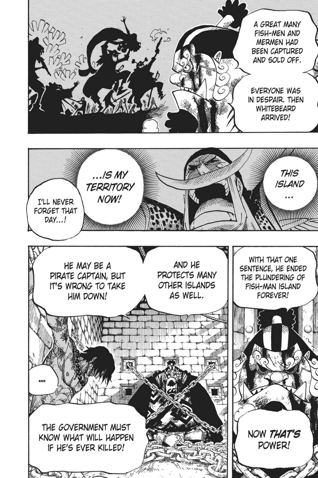 One Piece, Chapter 529 image 004