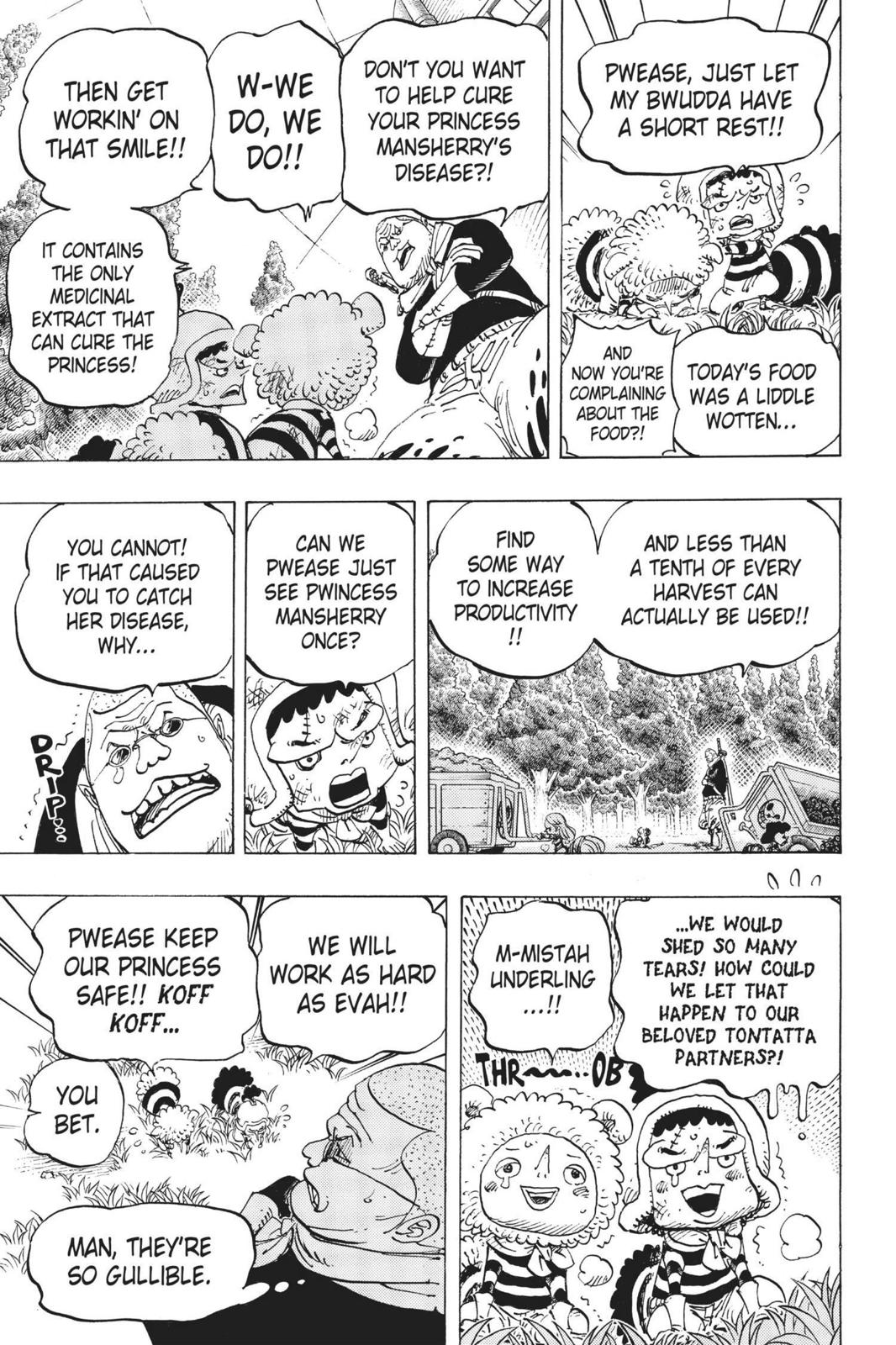 One Piece, Chapter 738 image 006