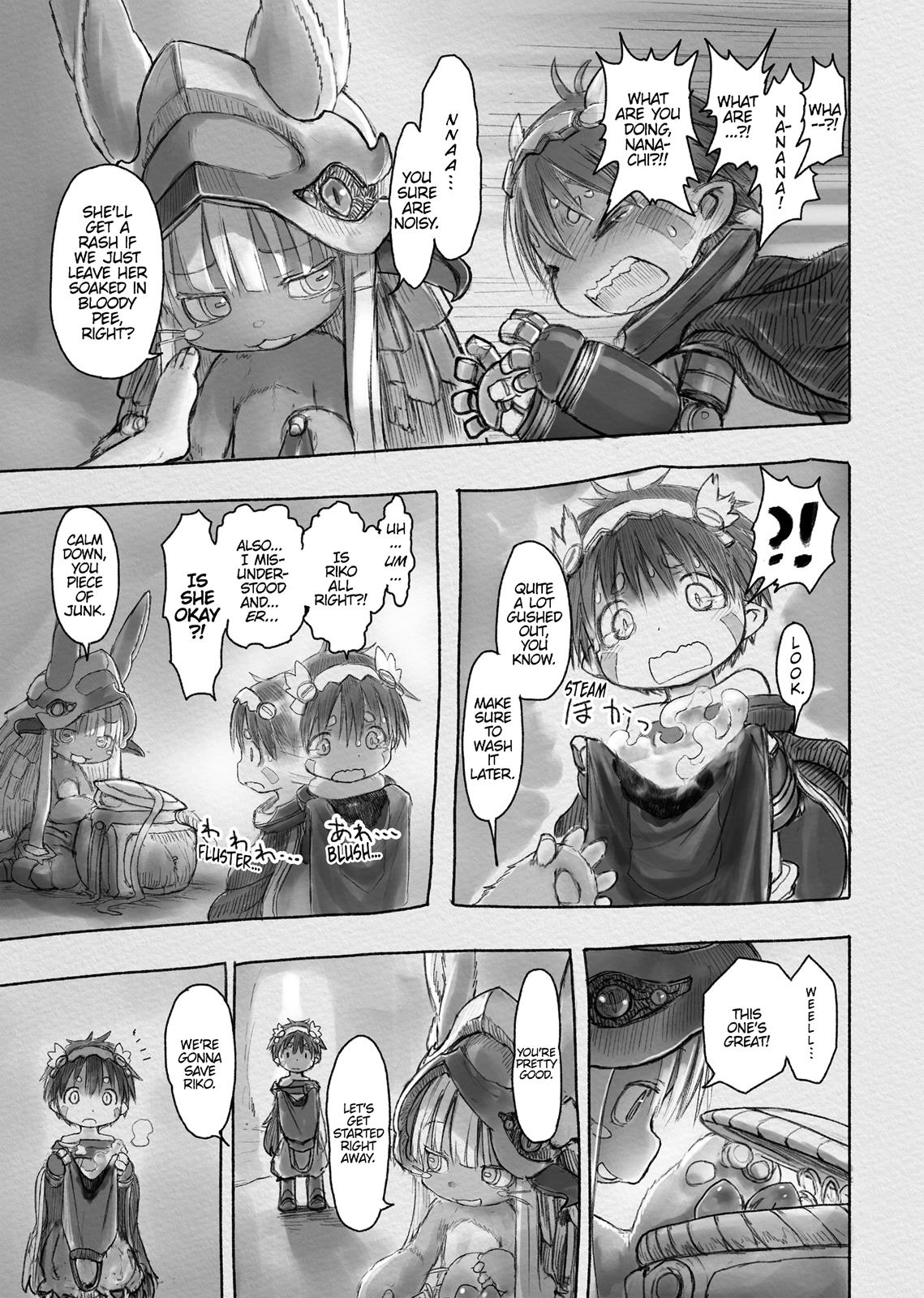 Made In Abyss, Chapter Hello,Abyss 21 image 003
