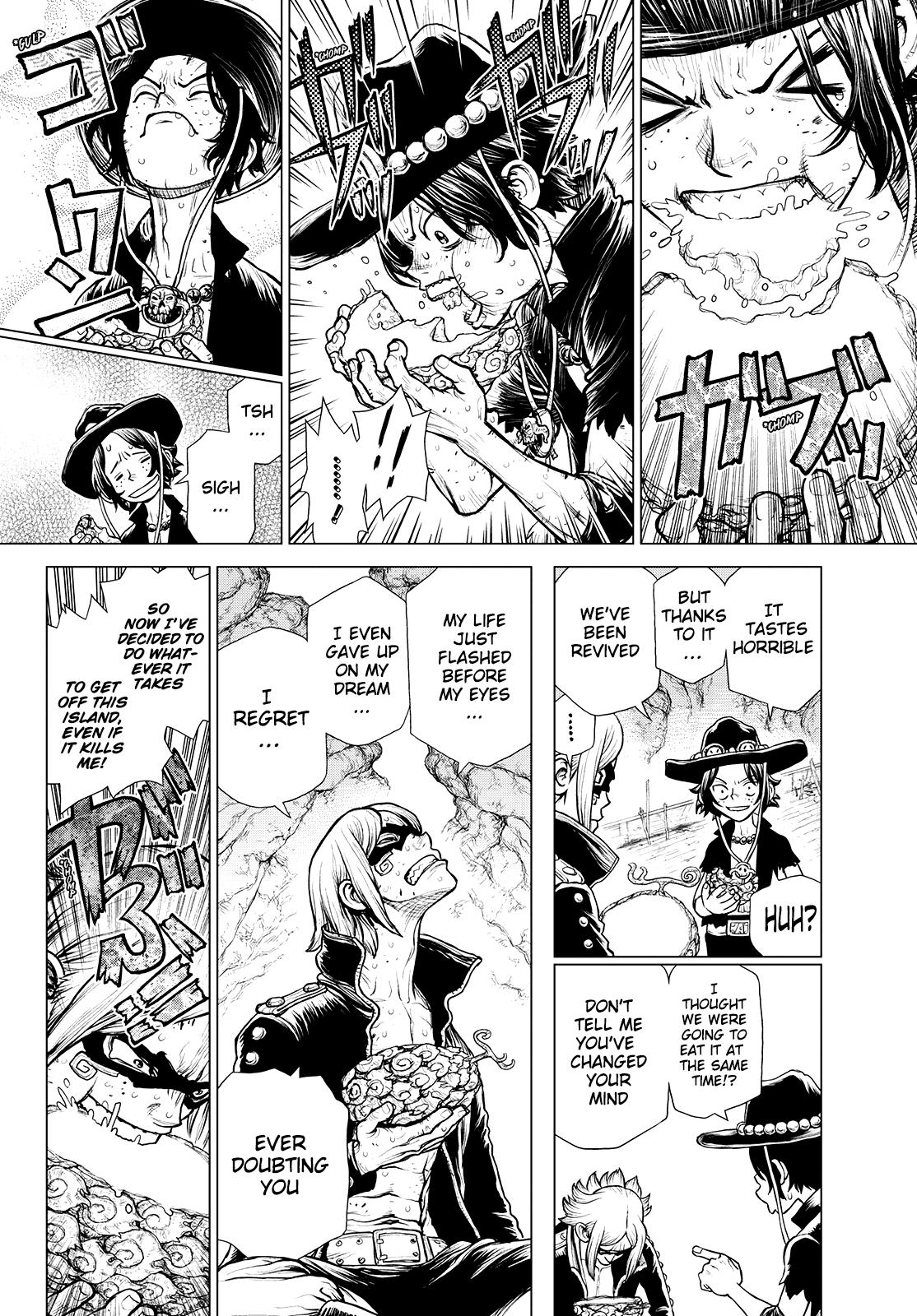 One Piece, Chapter 991.5 image 029