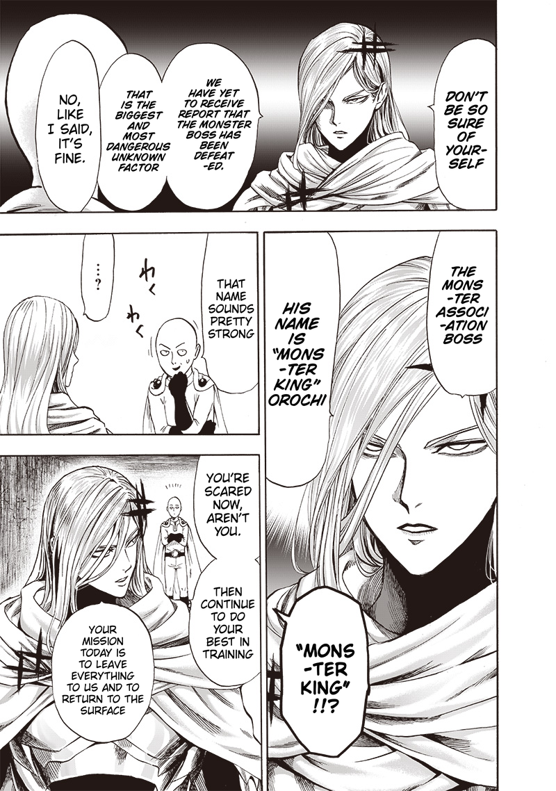 One Punch Man, Chapter One-Punch Man 115 image 025