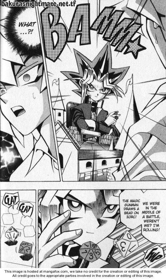 Yu Gi Oh, Chapter Vol.07 Ch.053 - Battle 53 Millennium Enemy 4 Role-Playing Minatures image 017