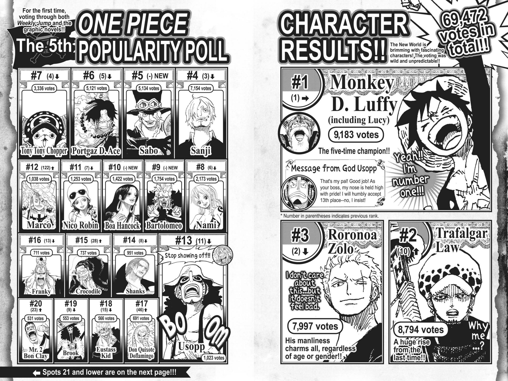 One Piece, Chapter 763 image 018