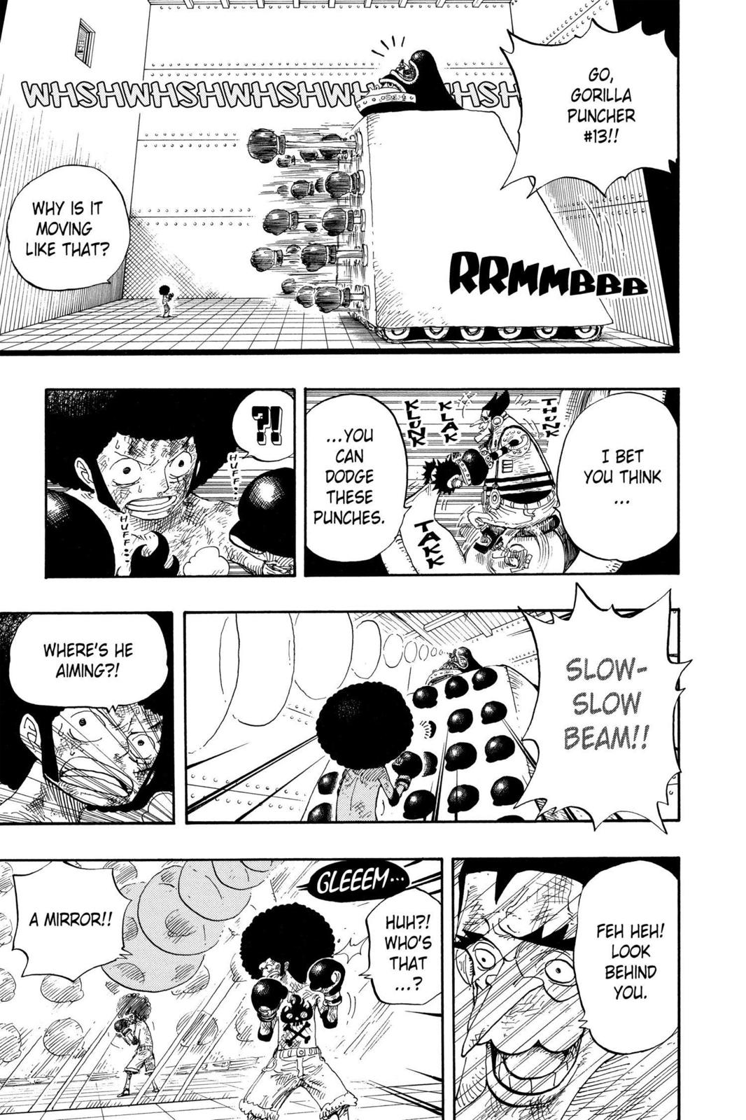 One Piece, Chapter 316 image 005