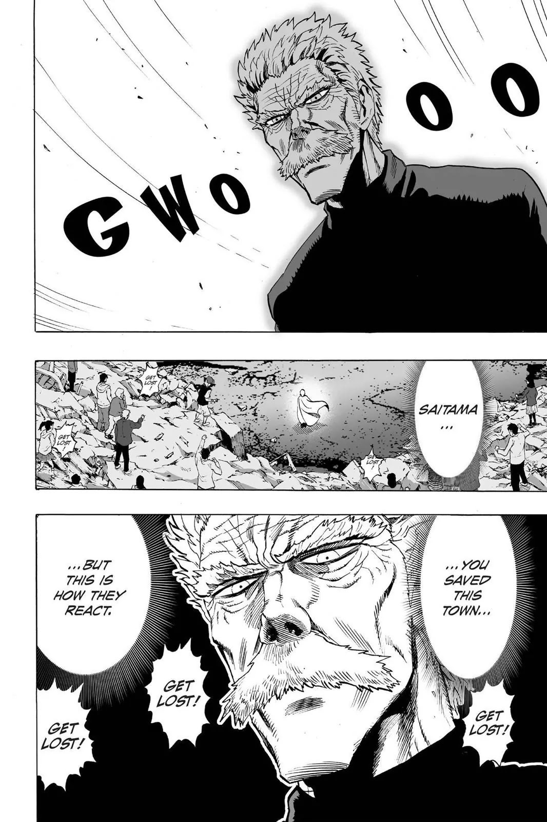 One Punch Man, Chapter Onepunch-Man 22 image 026