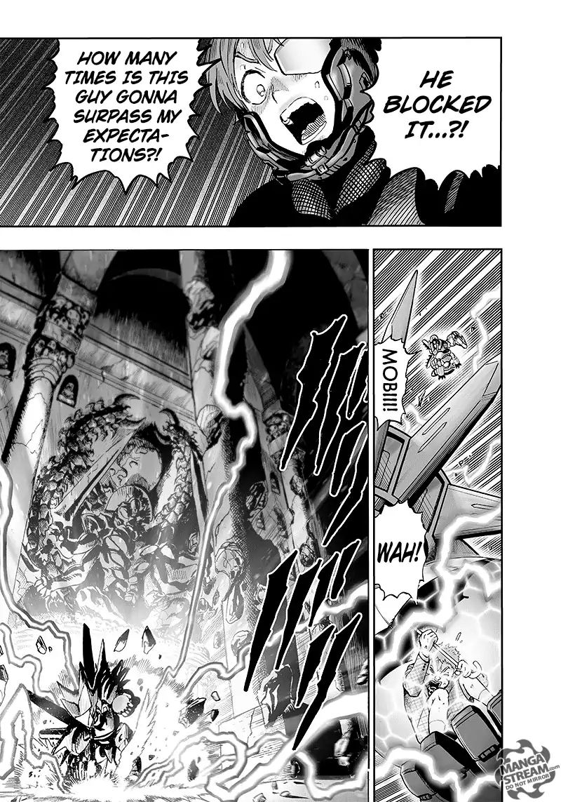 One Punch Man, Chapter Onepunch-Man 99.3 image 028