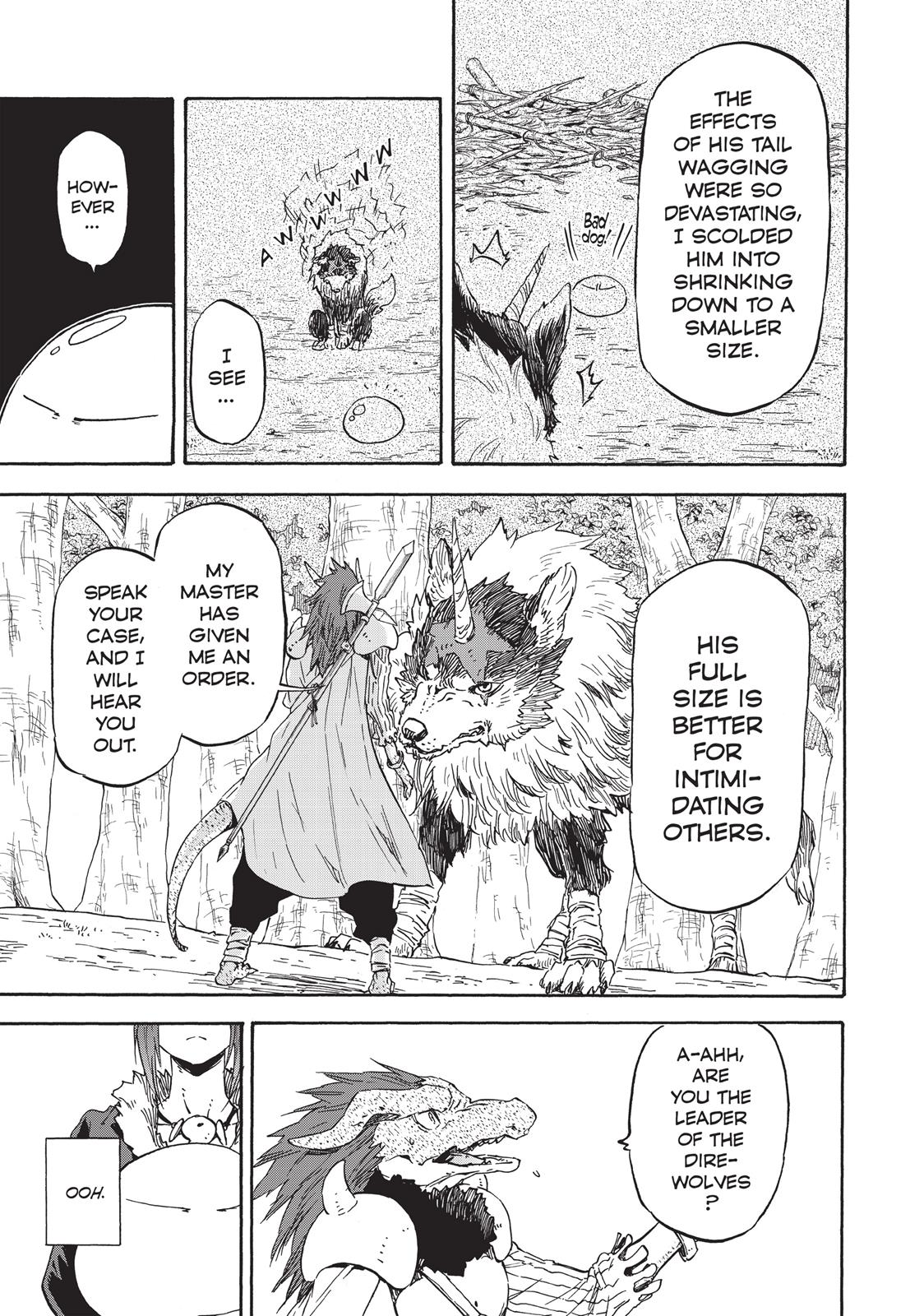 That Time I Got Reincarnated As A Slime, Chapter 17 image 008