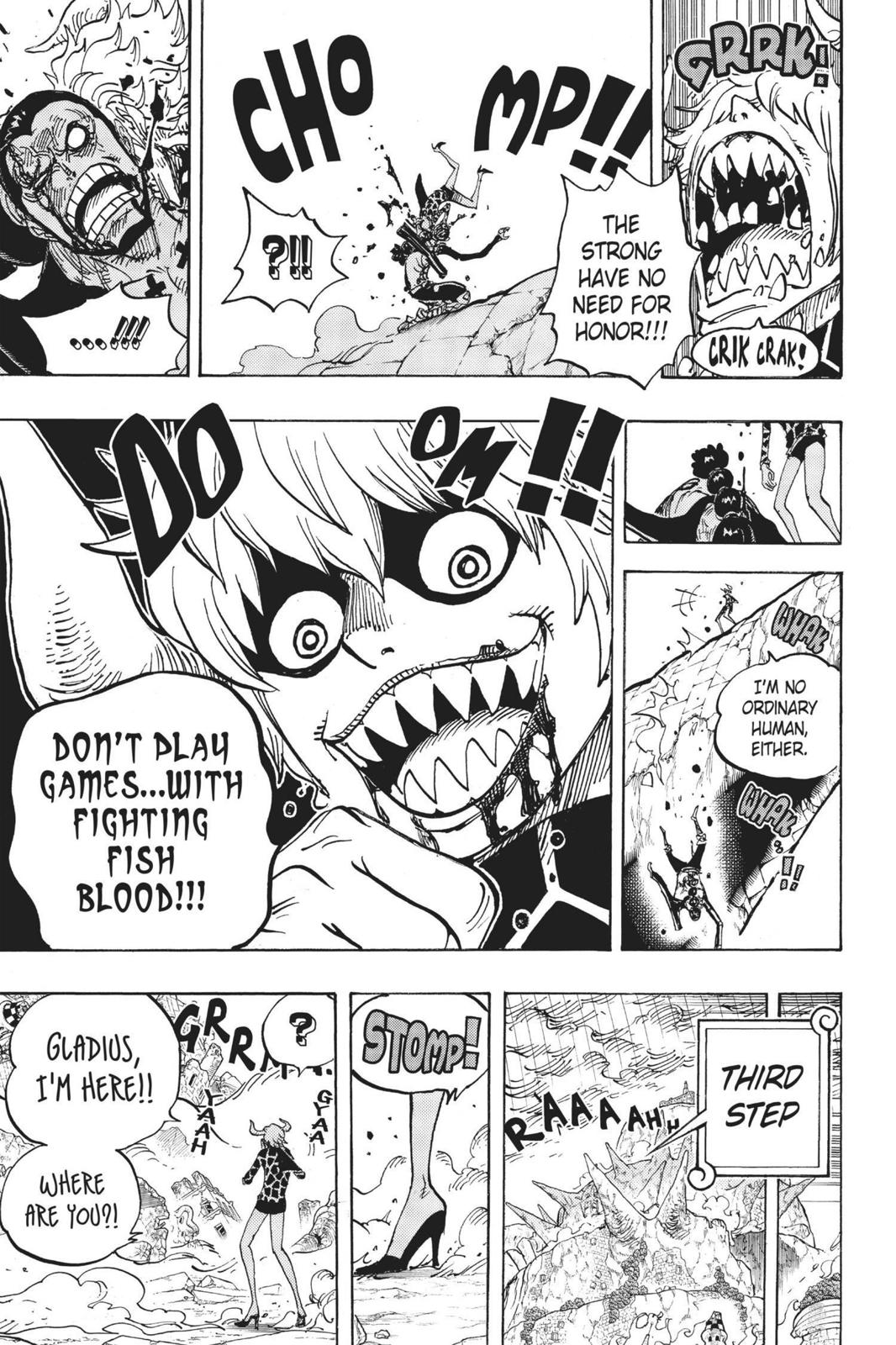 One Piece, Chapter 772 image 014