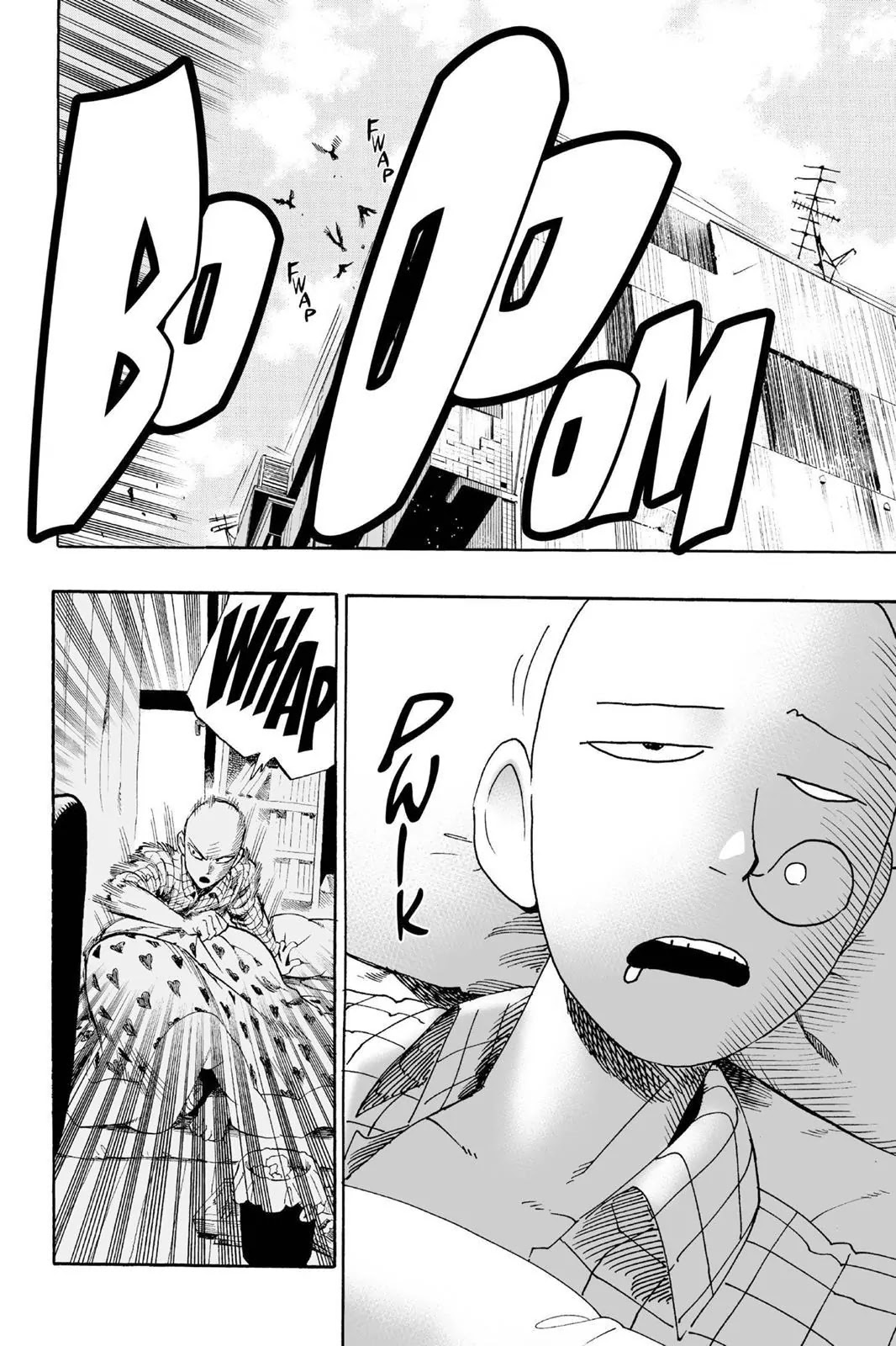 One Punch Man, Chapter Onepunch-Man 4 image 002