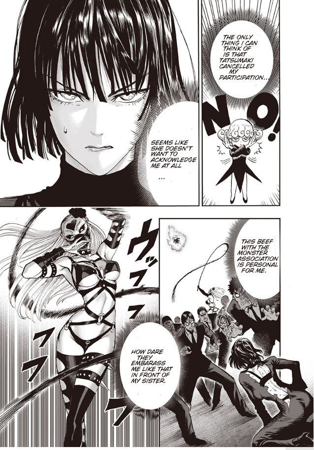 One Punch Man, Chapter Onepunch-Man 93 image 054