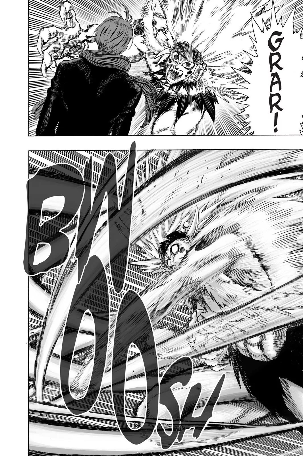 One Punch Man, Chapter Onepunch-Man 45 image 010