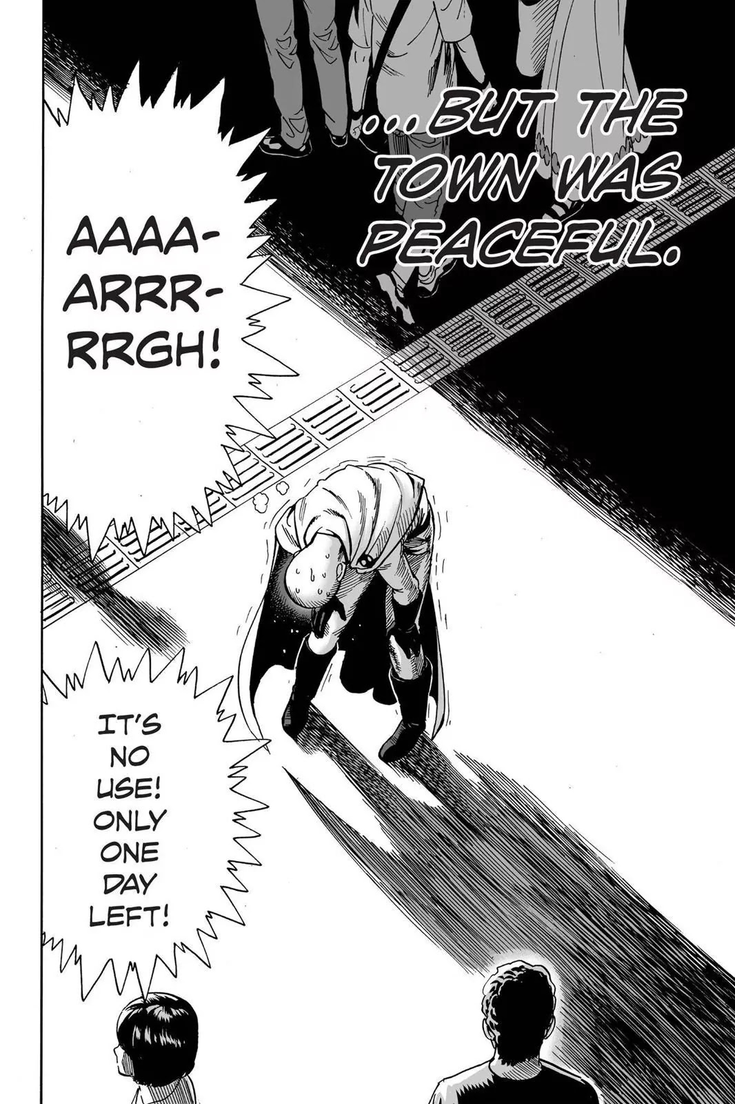 One Punch Man, Chapter Onepunch-Man 18 image 018