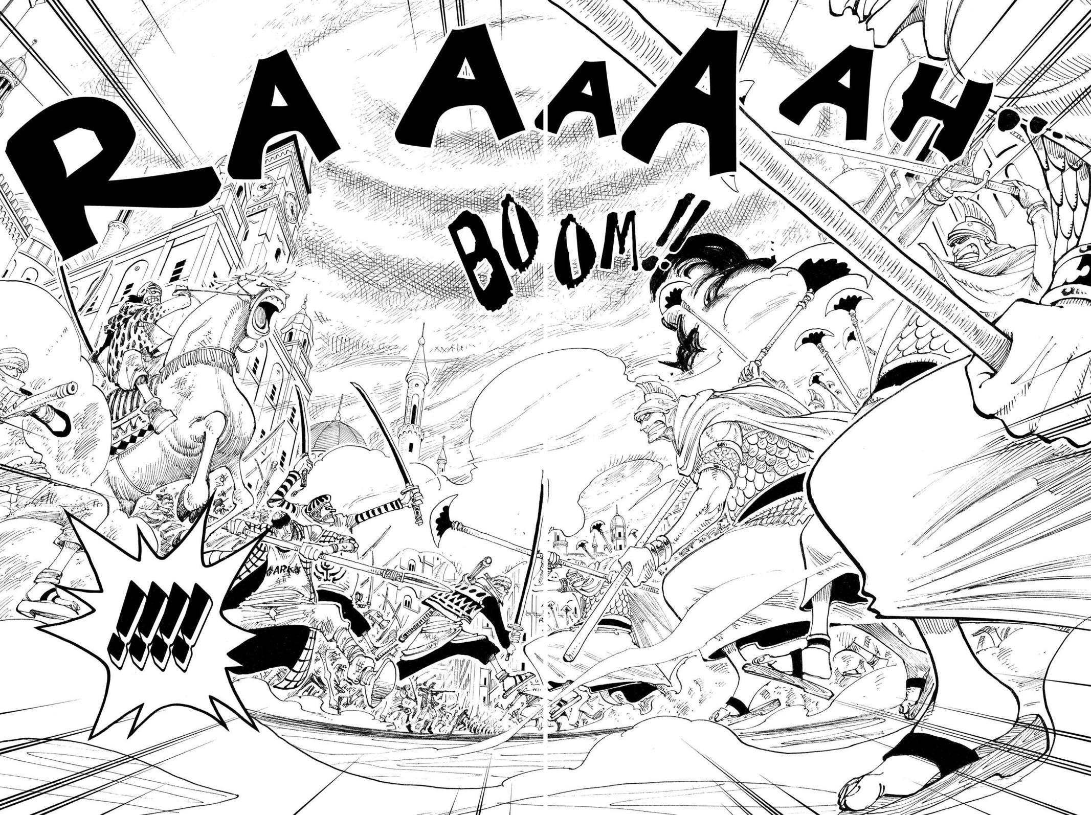 One Piece, Chapter 198 image 008