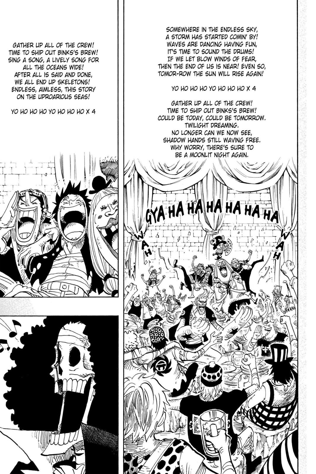 One Piece, Chapter 488 image 015