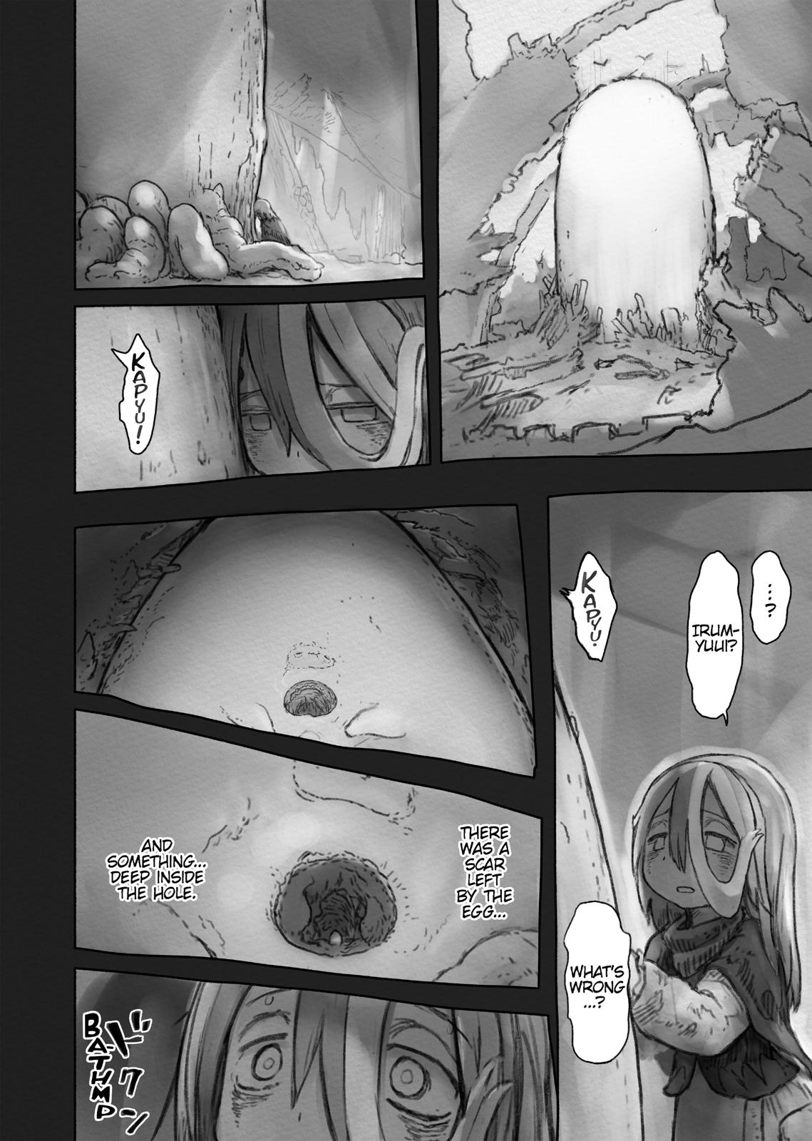 Made In Abyss, Chapter Hello,Abyss 51 image 014
