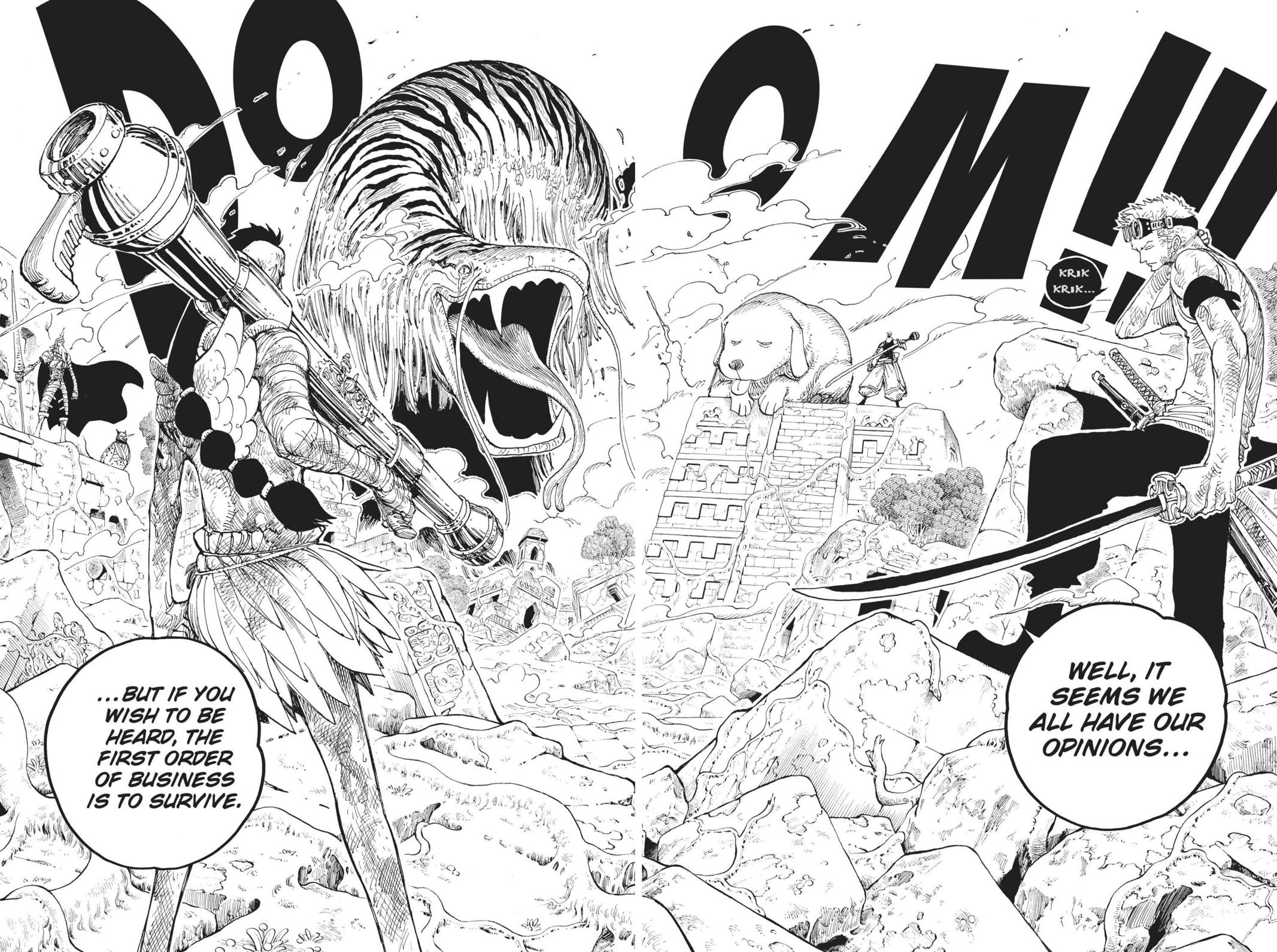 One Piece, Chapter 267 image 018