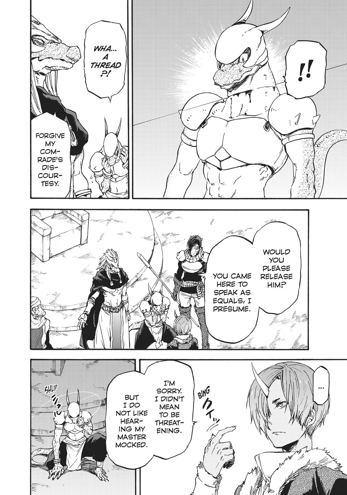 That Time I Got Reincarnated As A Slime, Chapter 19 image 006