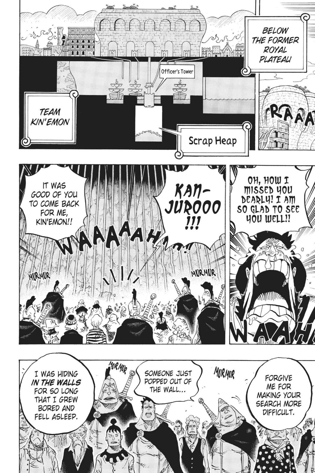 One Piece, Chapter 754 image 002