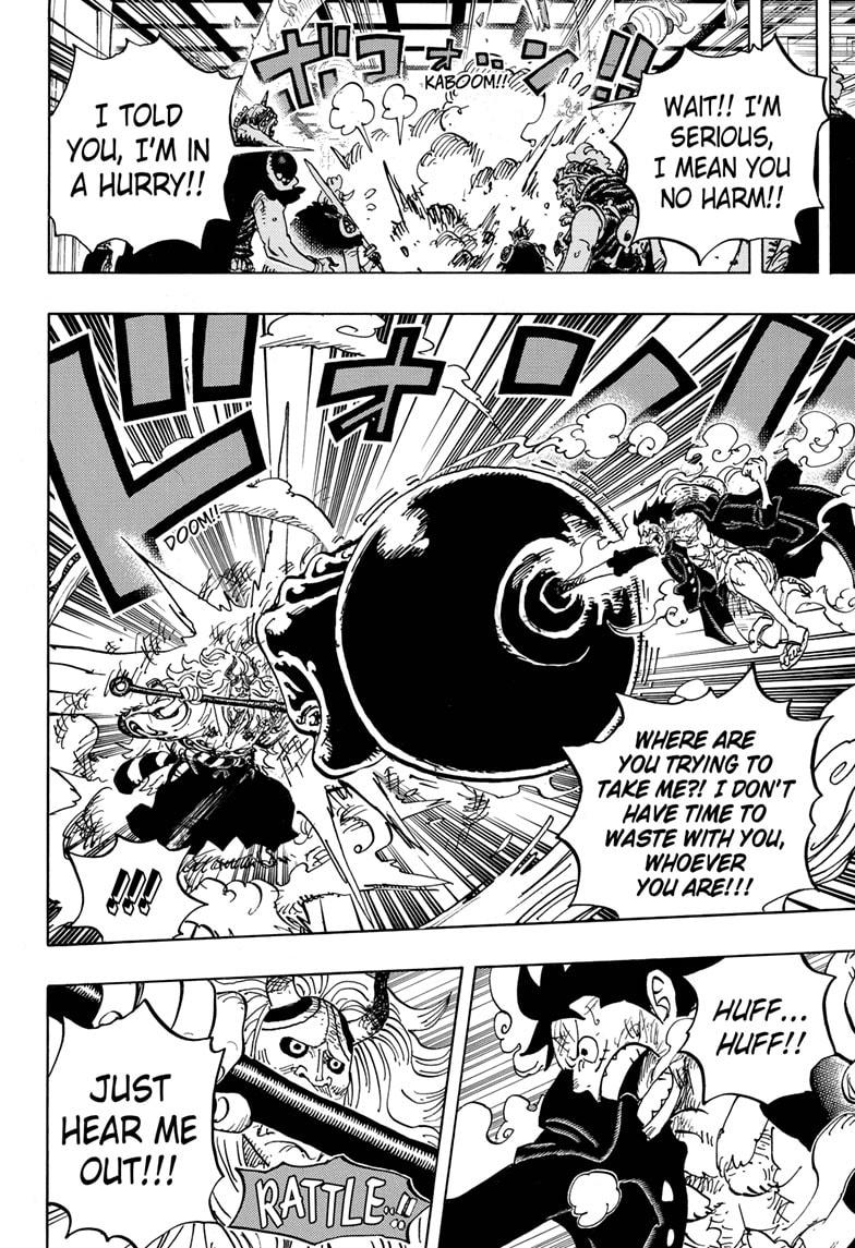 One Piece, Chapter 984 image 004