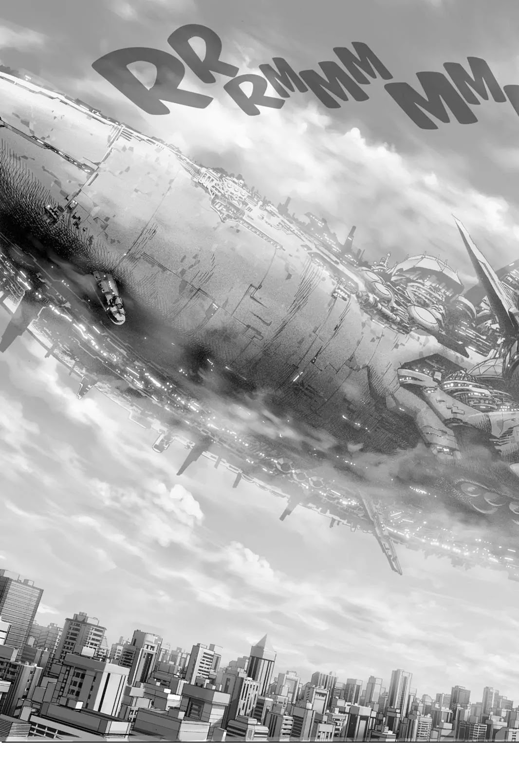 One Punch Man, Chapter Onepunch-Man 32 image 003
