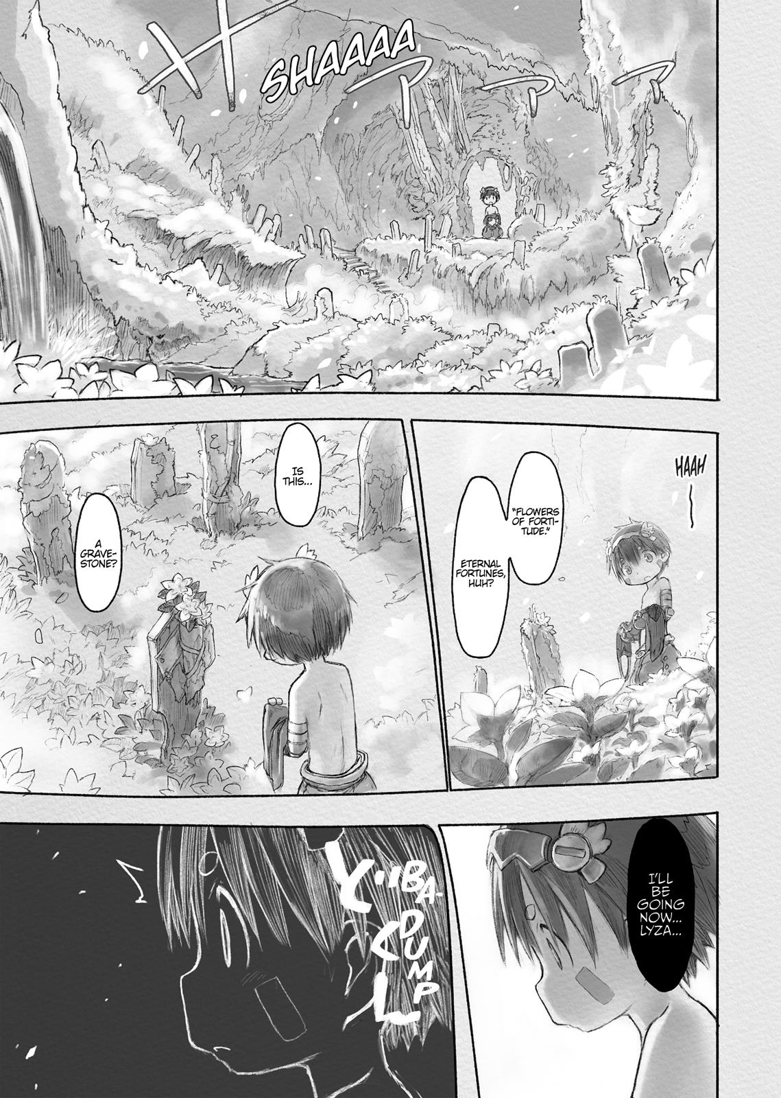 Made In Abyss, Chapter Hello,Abyss 21 image 007