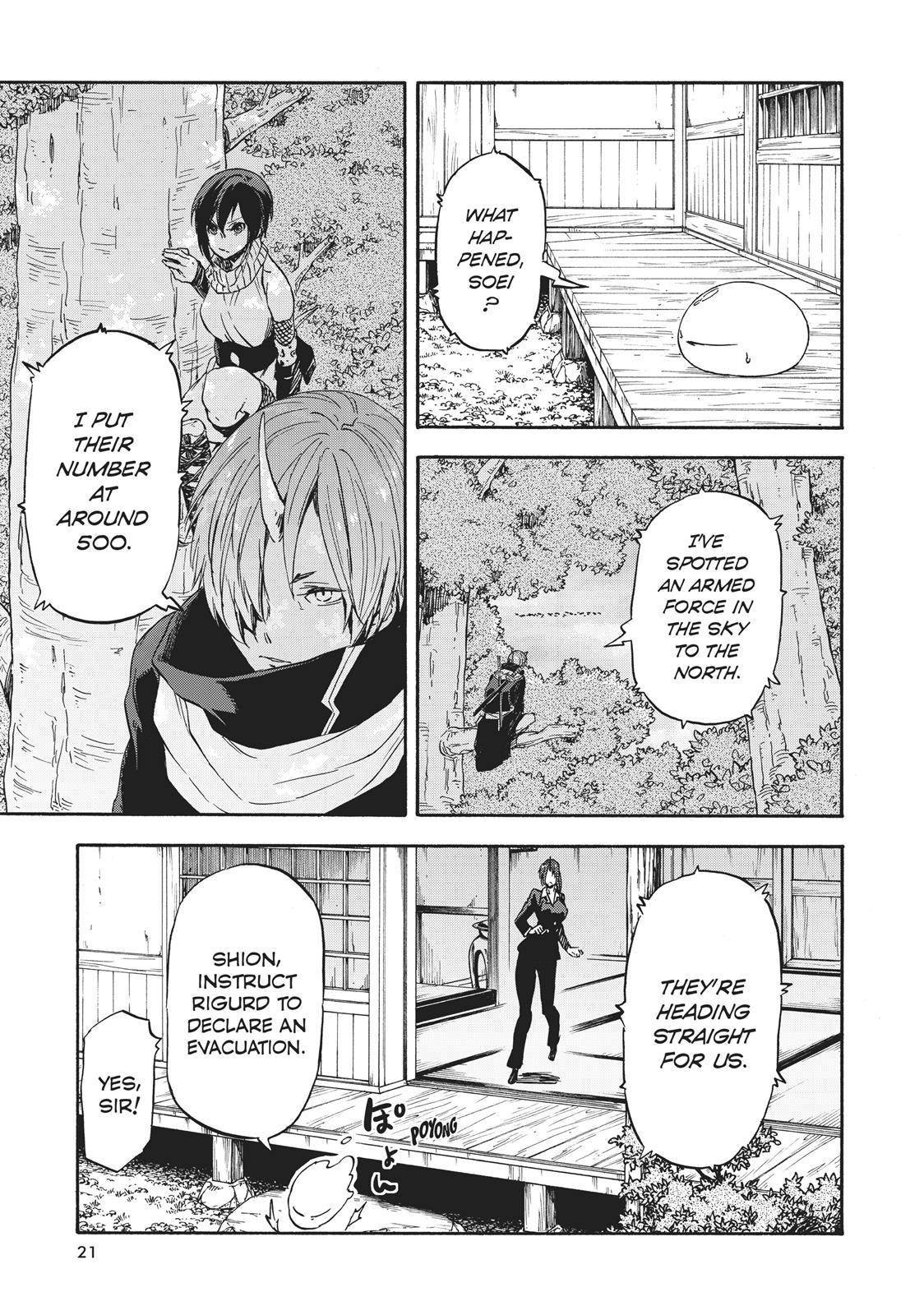 That Time I Got Reincarnated As A Slime, Chapter 28 image 020