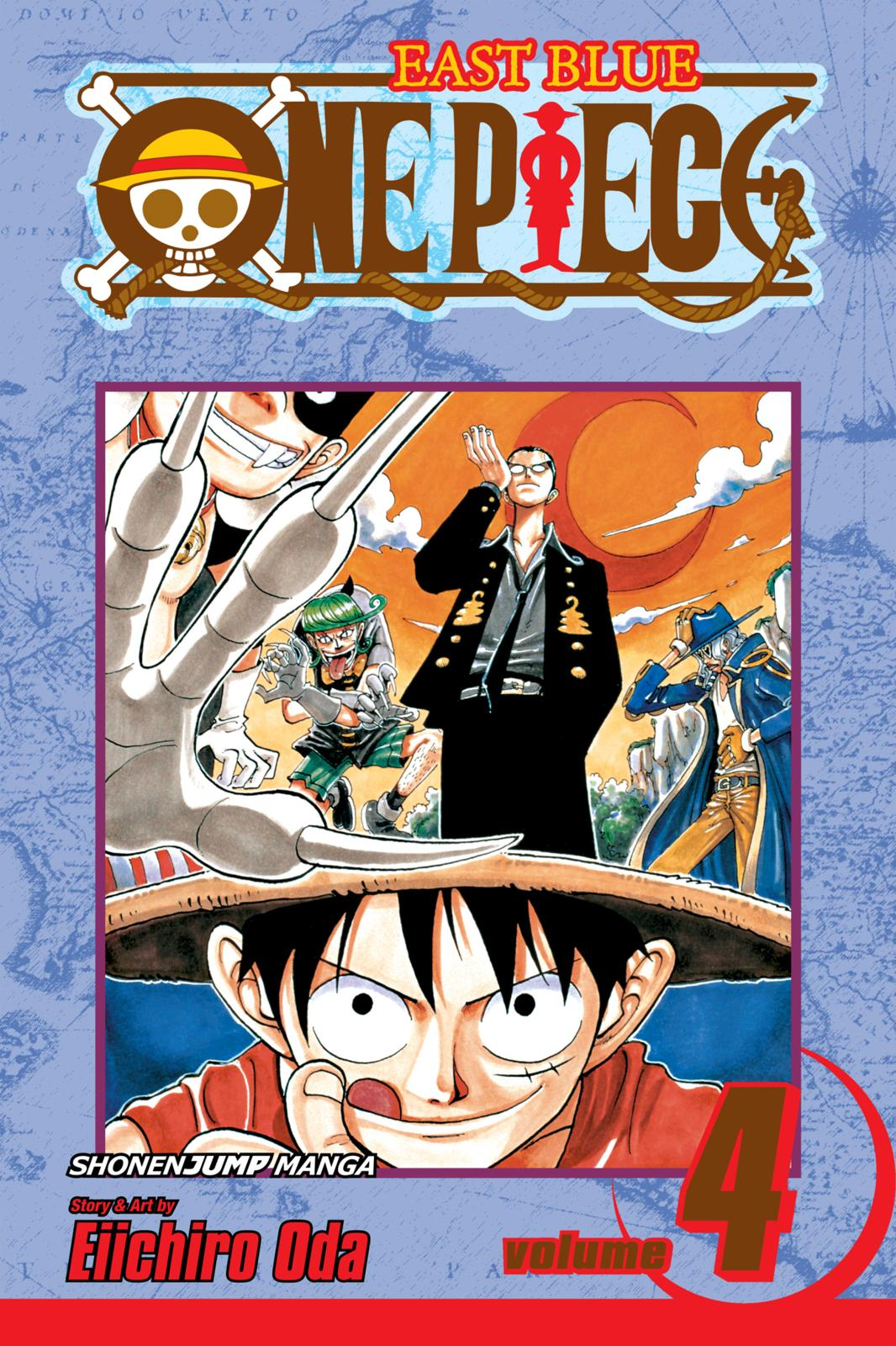One Piece, Chapter 27 image 001