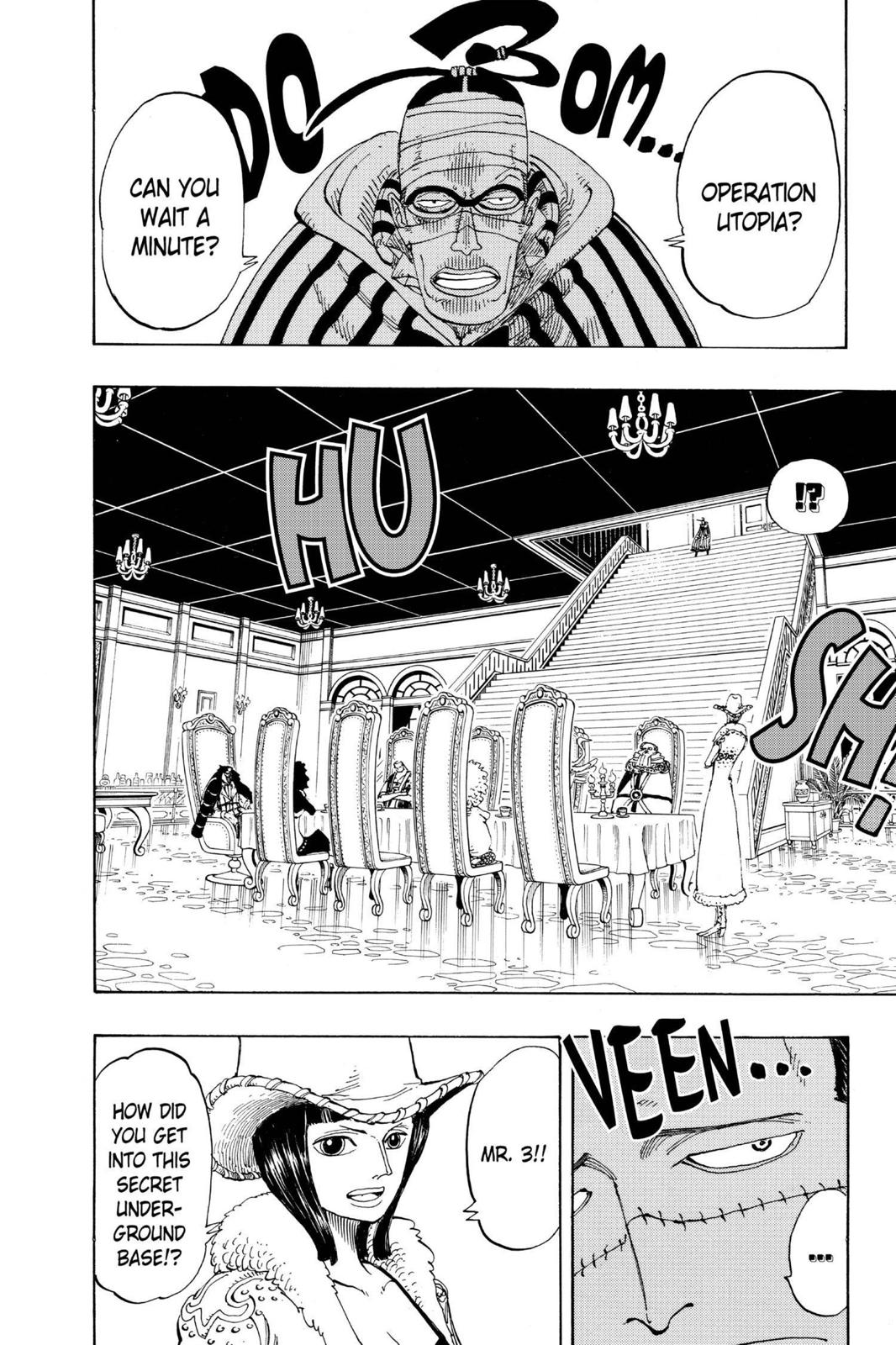 One Piece, Chapter 166 image 002