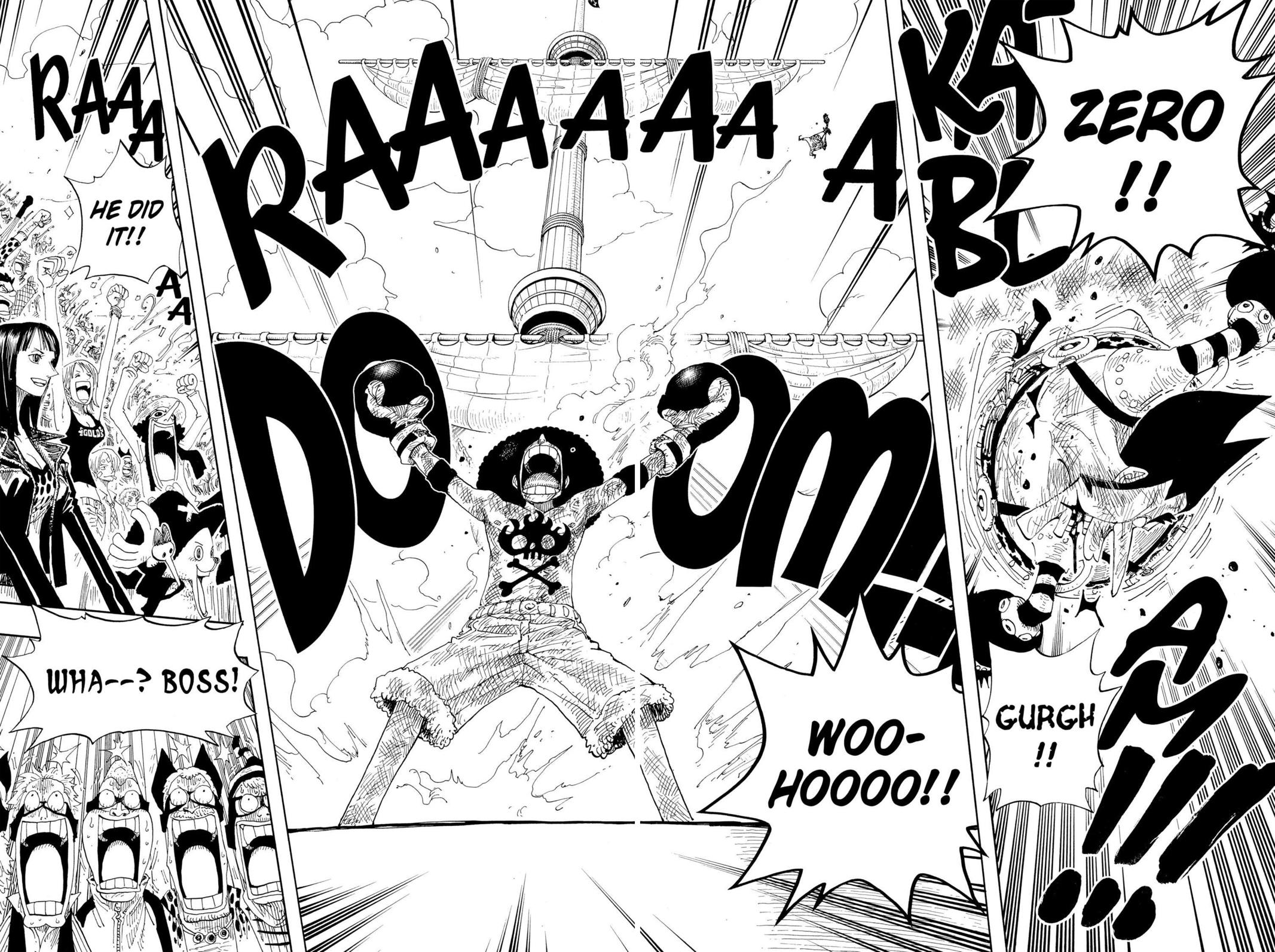 One Piece, Chapter 317 image 027
