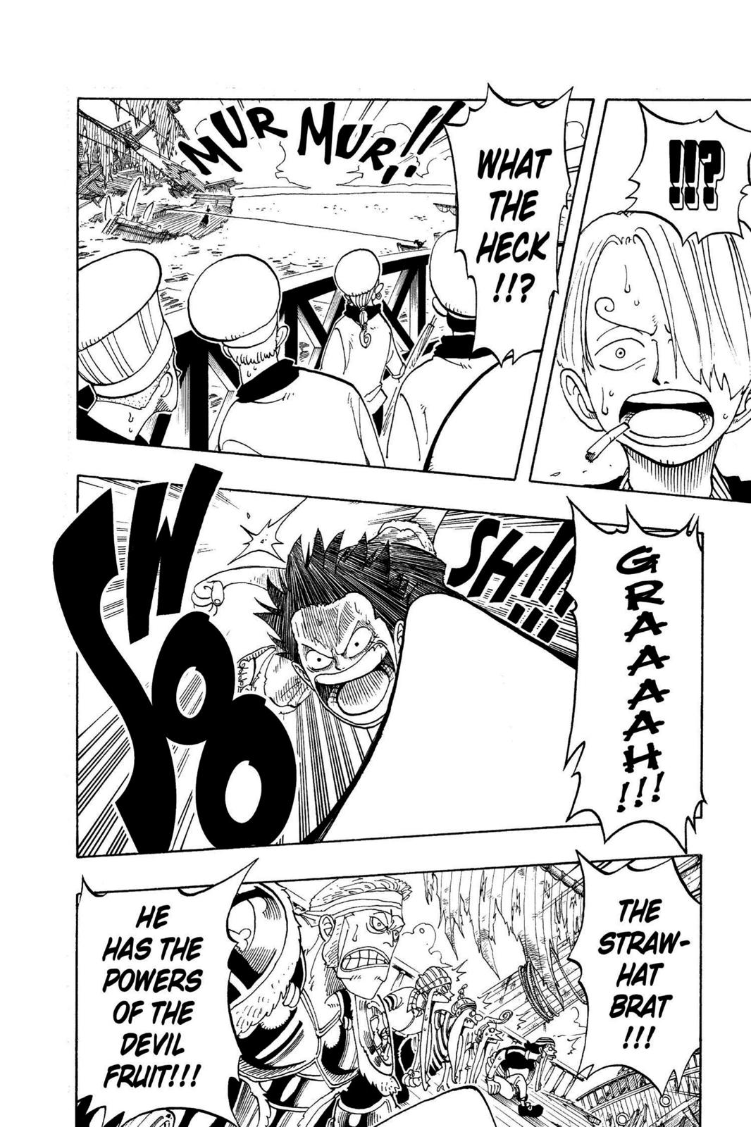 One Piece, Chapter 52 image 007