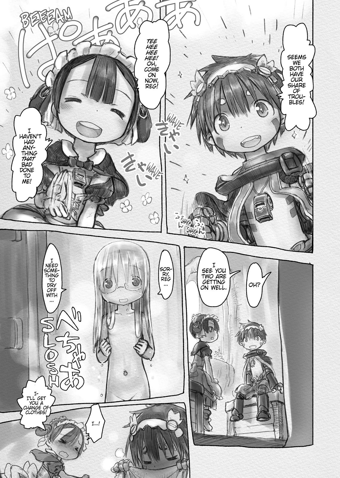 Made In Abyss, Chapter Hello,Abyss 13 image 013