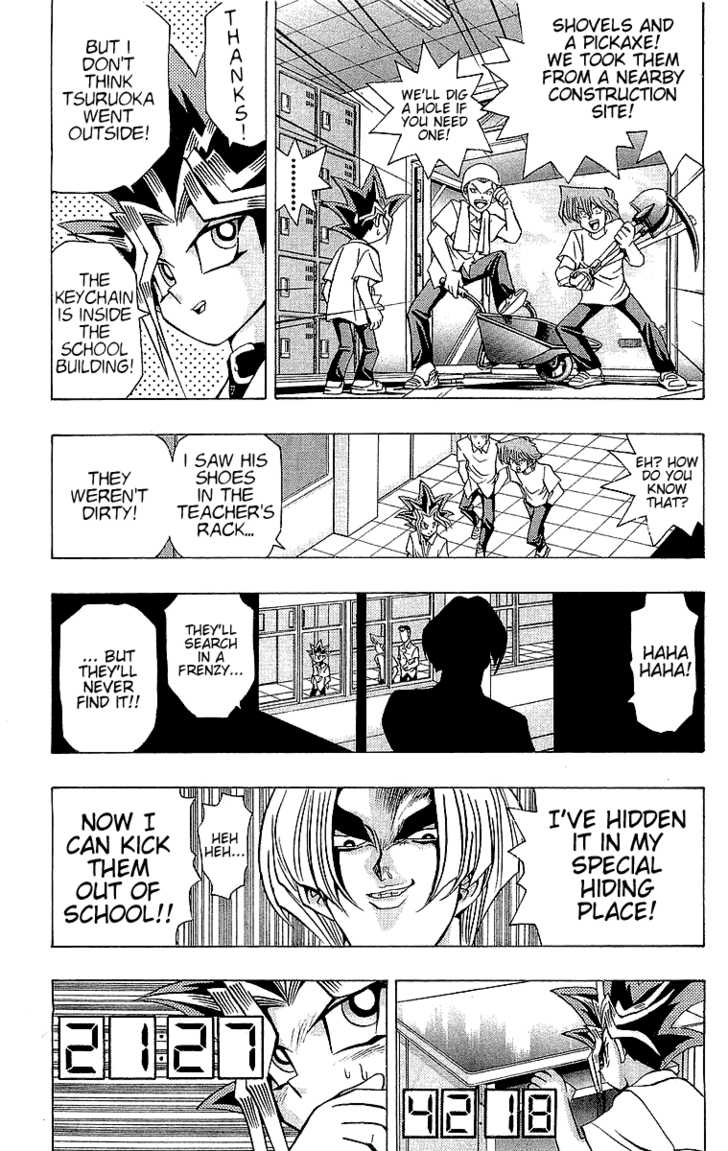 Yu Gi Oh, Chapter Vol.05 Ch.041 - Let Us Find Love!! image 018