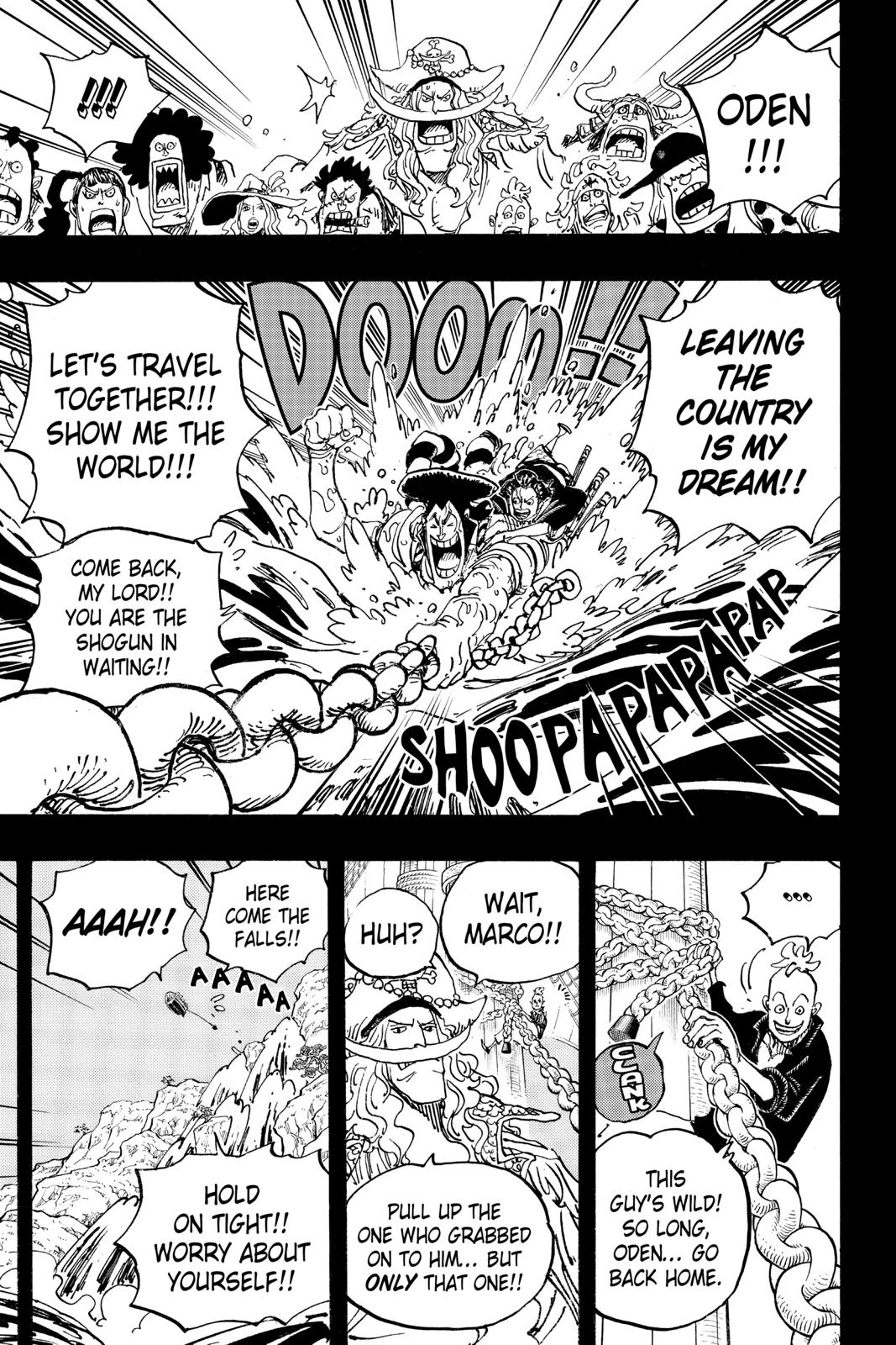 One Piece, Chapter 964 image 005