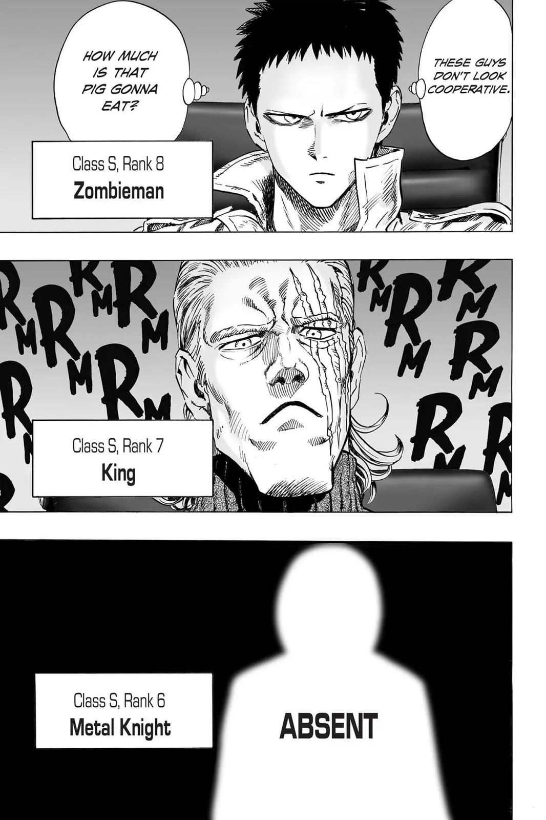 One Punch Man, Chapter Onepunch-Man 30 image 024
