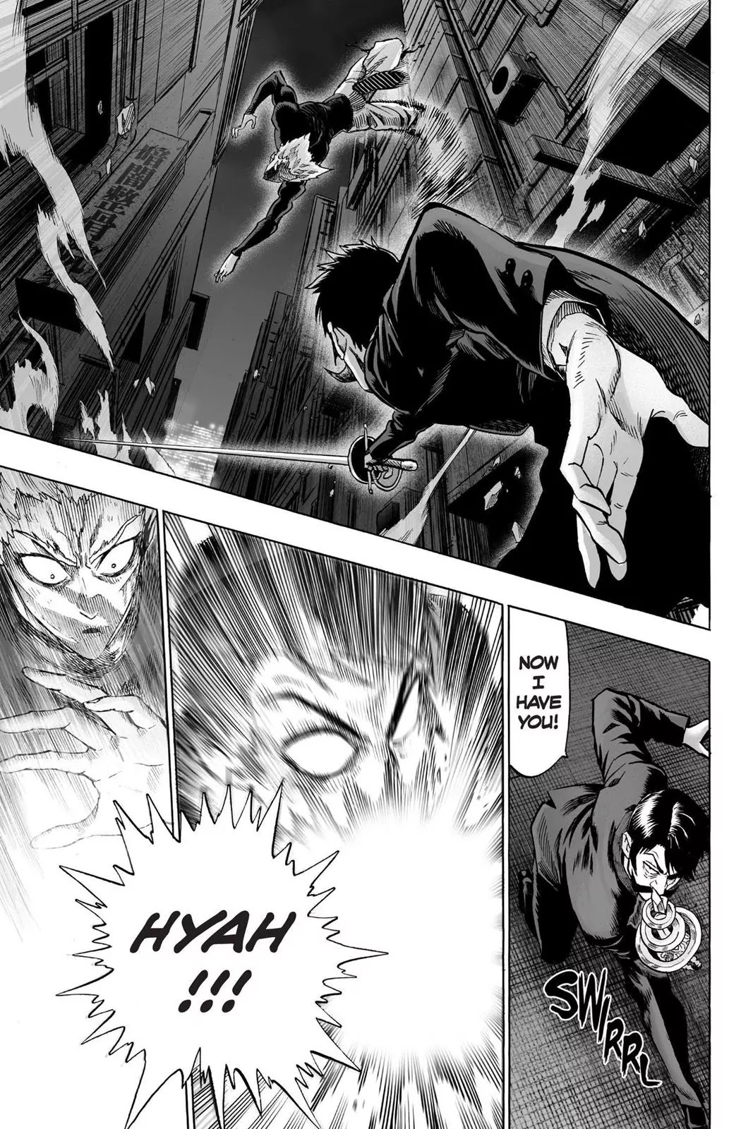 One Punch Man, Chapter Onepunch-Man 50 image 020