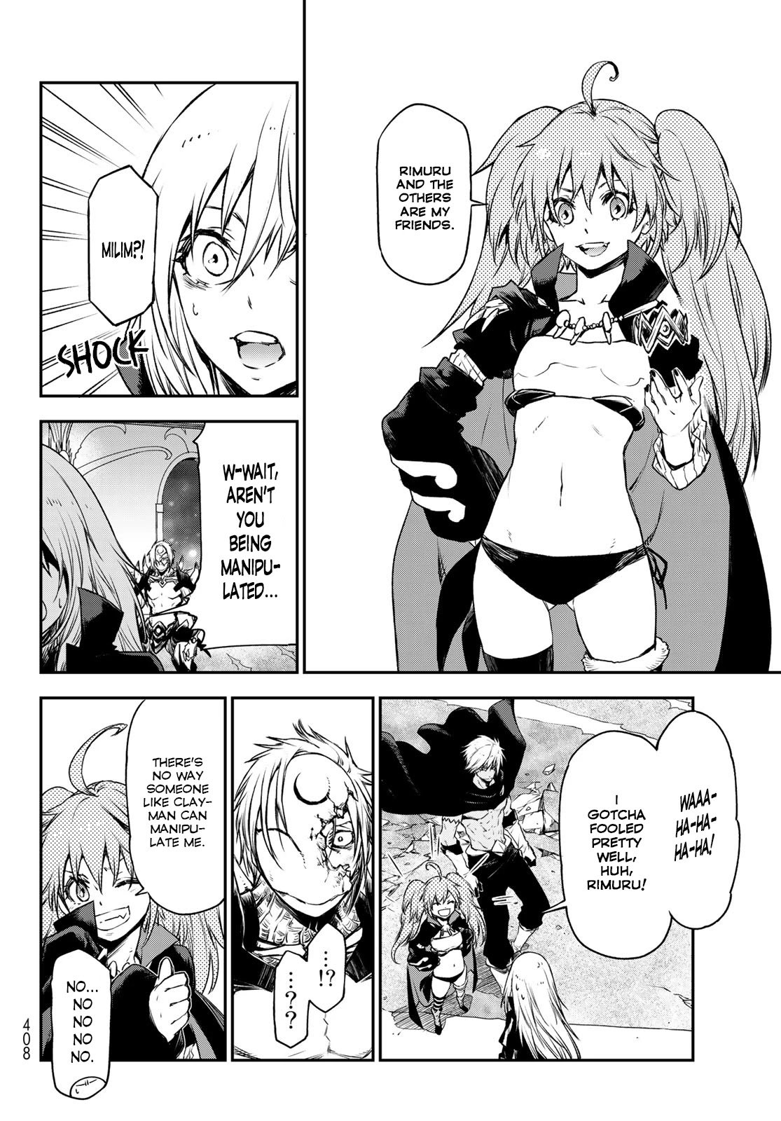 That Time I Got Reincarnated As A Slime, Chapter 84 image 022