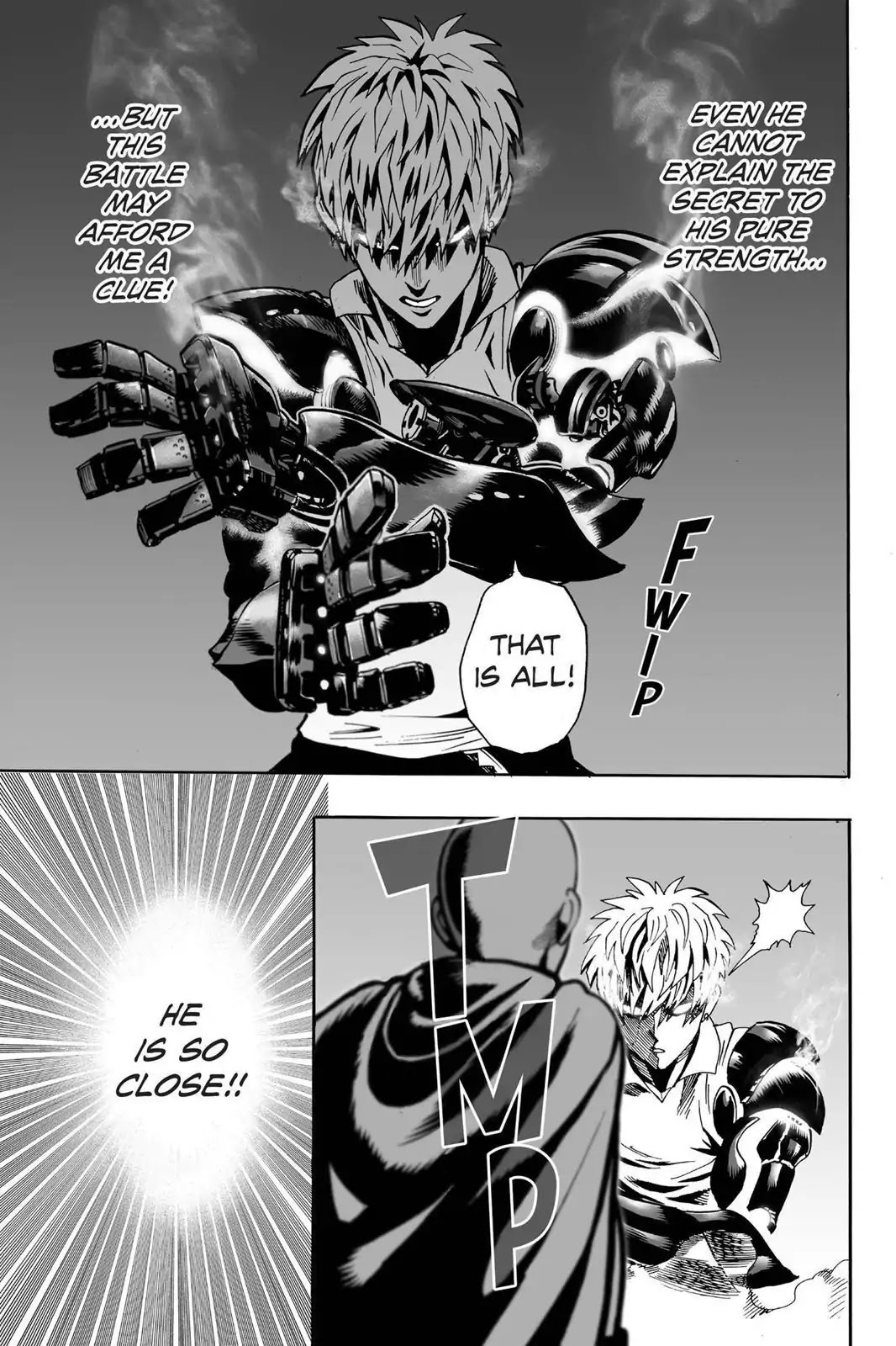 One Punch Man, Chapter Onepunch-Man 17 image 023