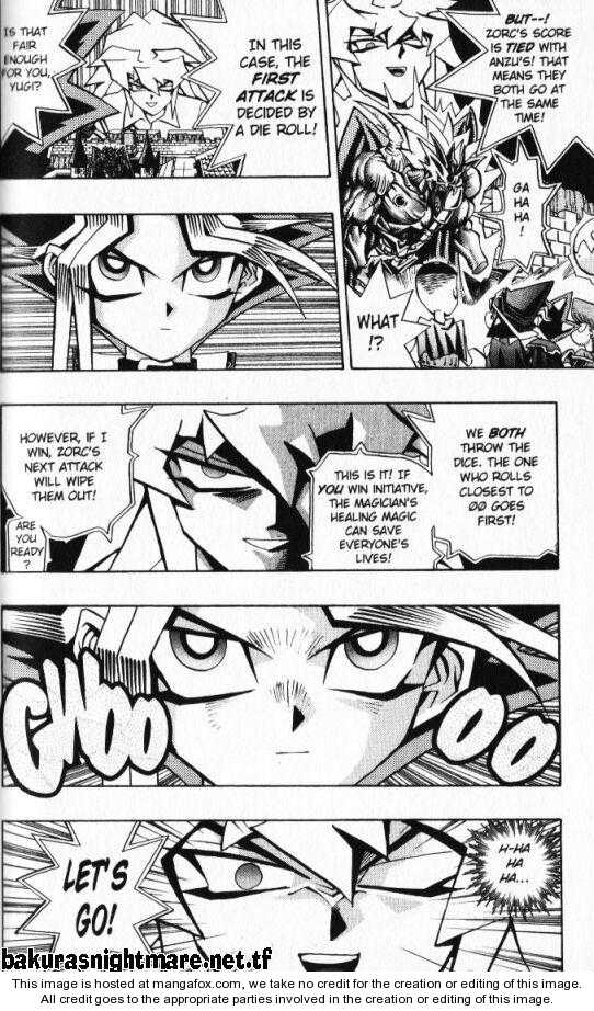 Yu Gi Oh, Chapter Vol.07 Ch.057 - Battle 57 Millennium Enemy 8 Fight! Fight! image 007