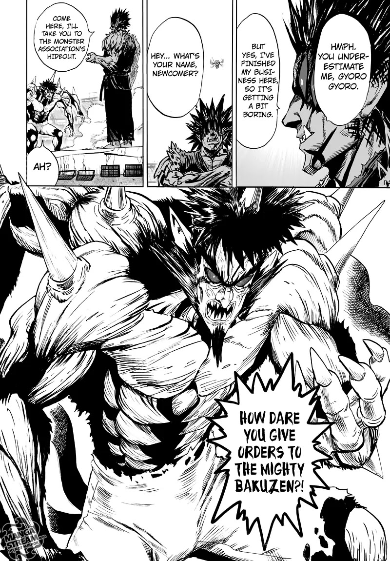 One Punch Man, Chapter Onepunch-Man 74.1 image 009